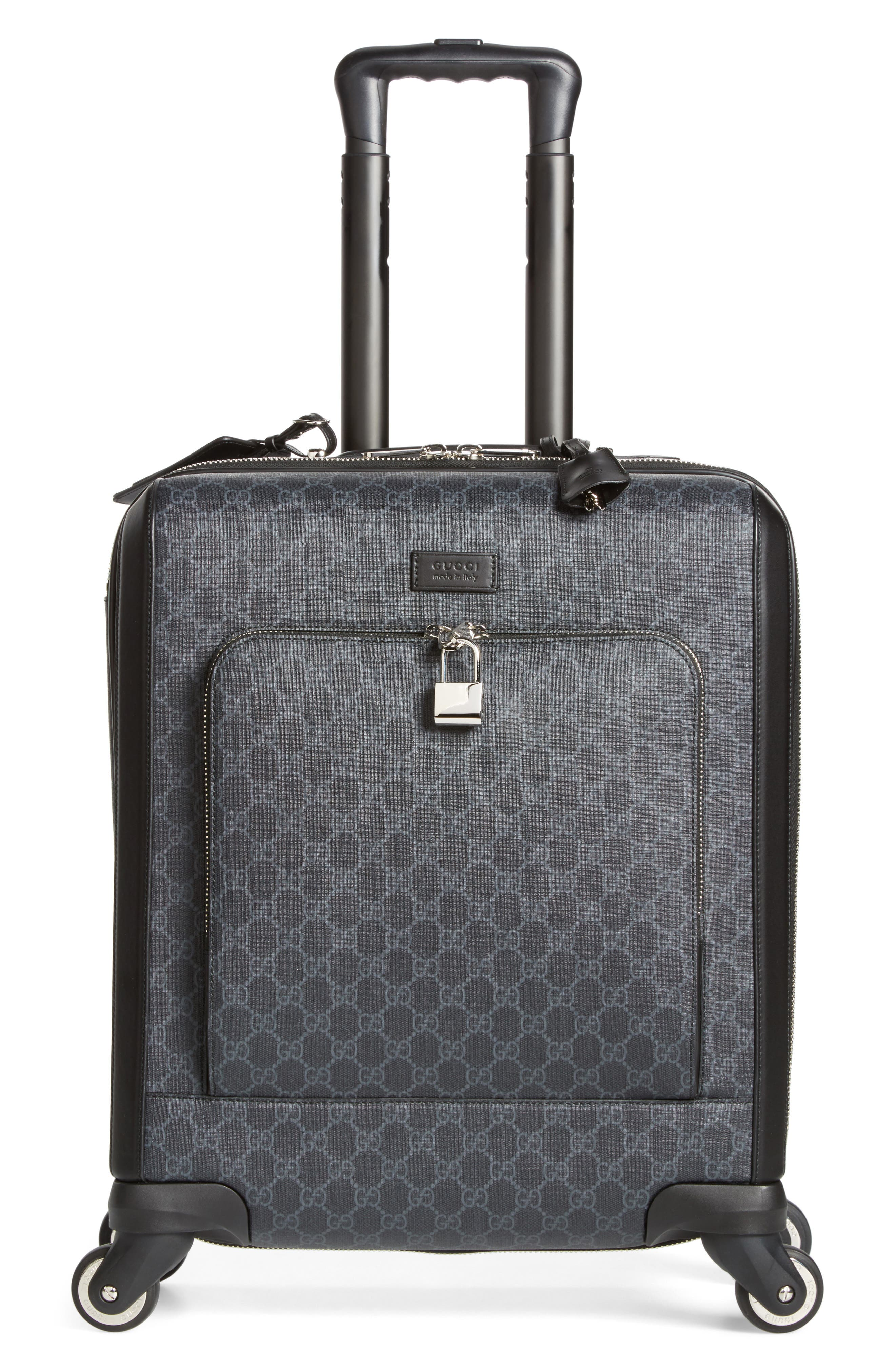 Gran Turismo Carry-On,                         Main,                         color, Black