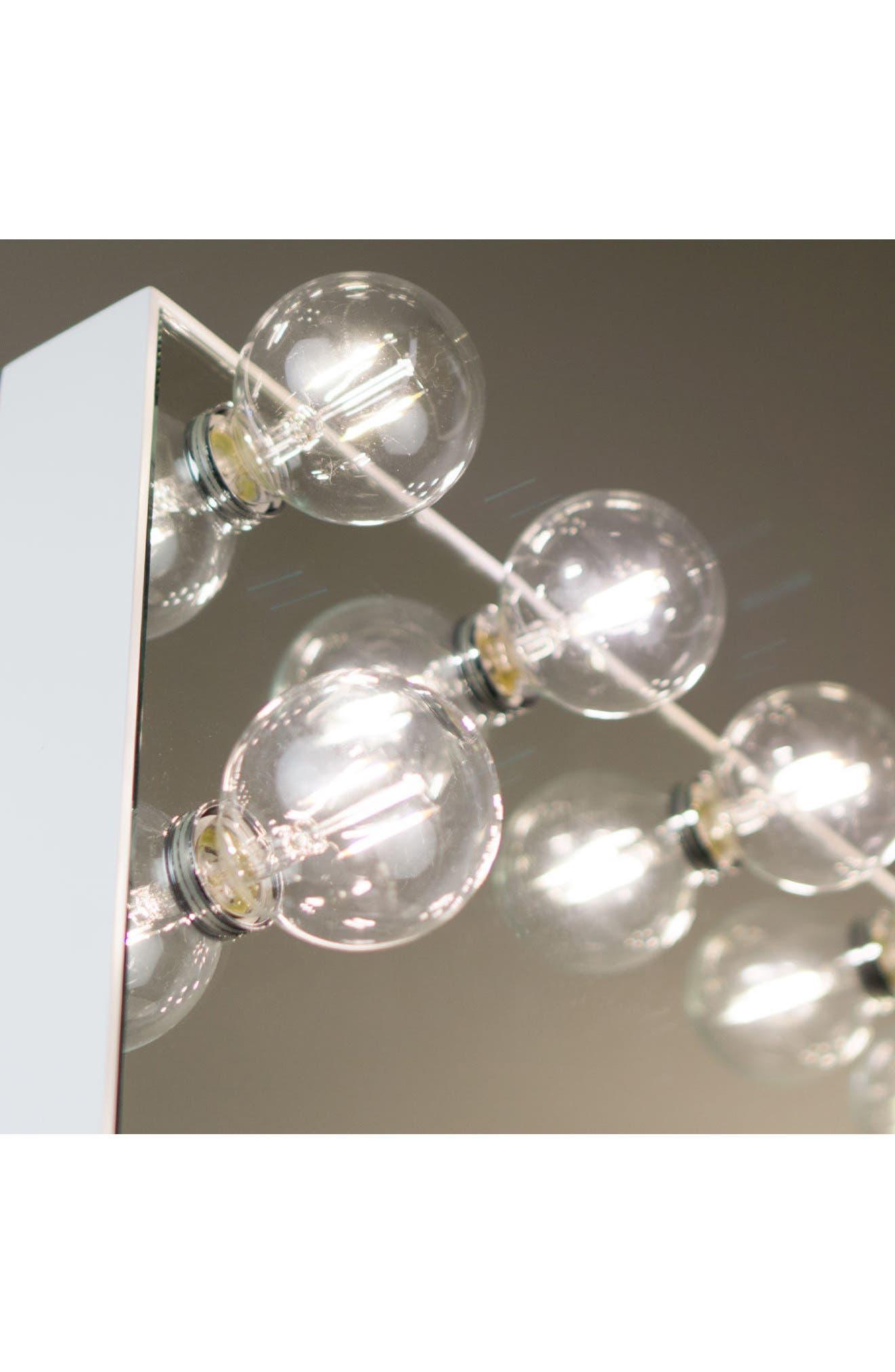 Alternate Image 2  - Impressions Vanity Co. Hollywood Glow™ Plus Vanity Mirror