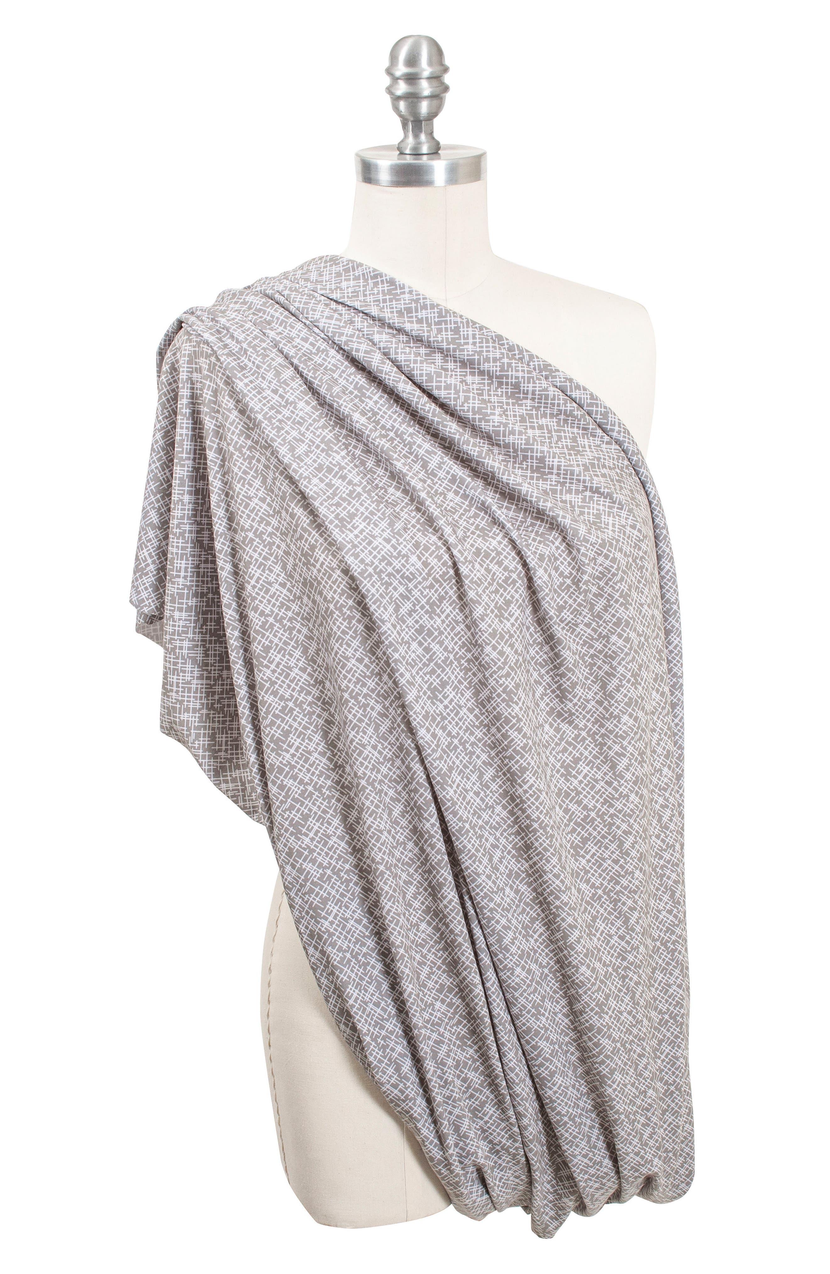 Alternate Image 2  - Bébé au Lait 2-Pack Infinity Nursing Scarves