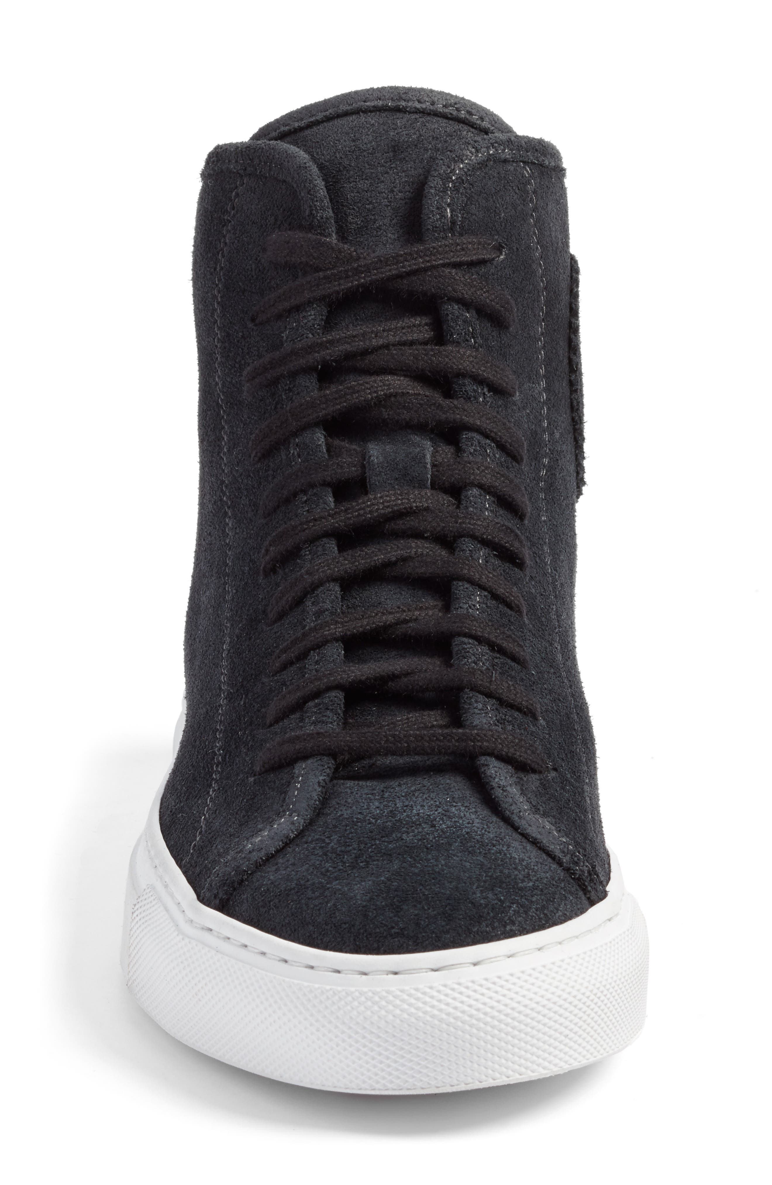 Alternate Image 4  - Common Projects Tournament High Top Sneakers (Women)