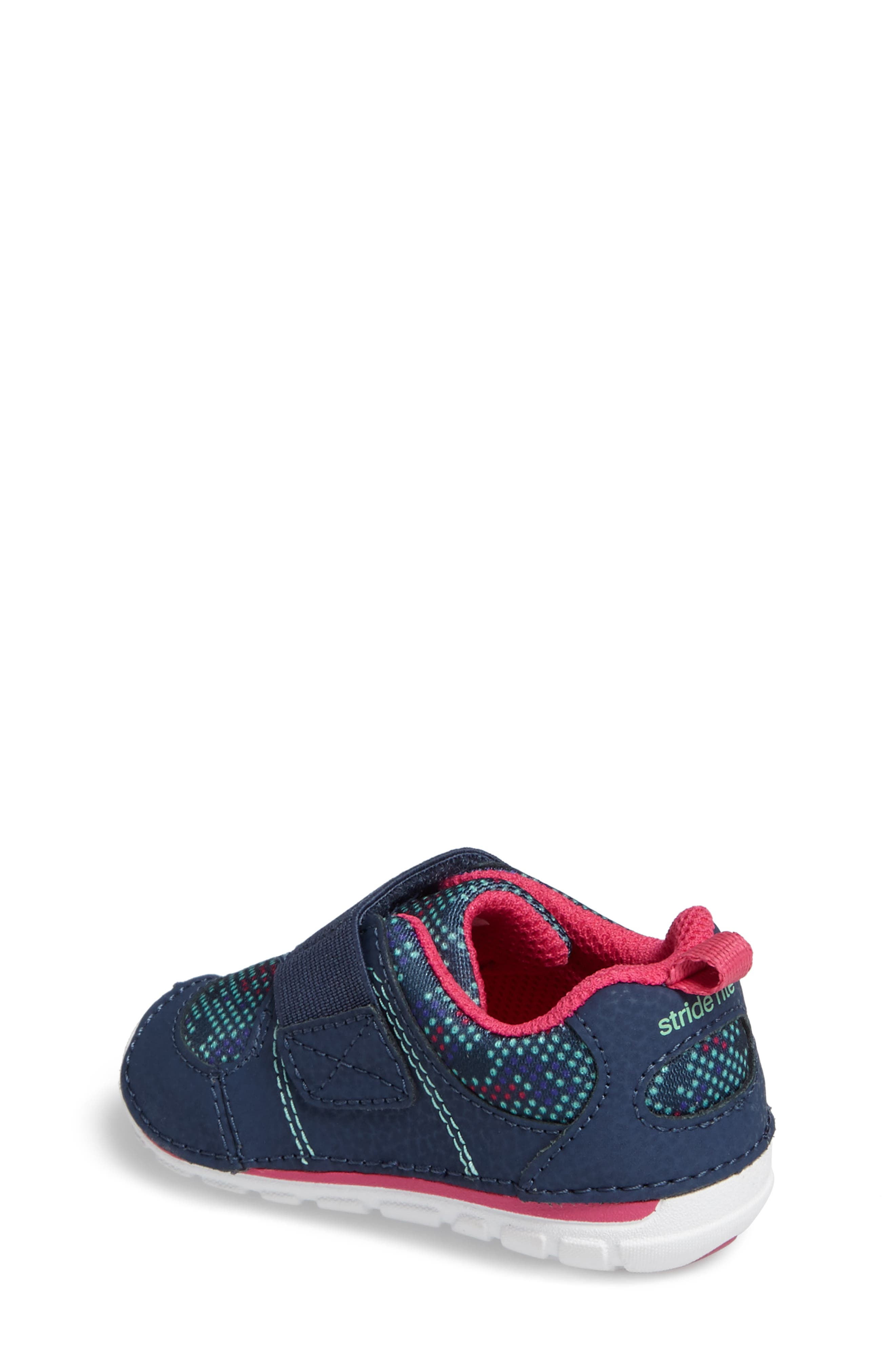 Soft Motion<sup>™</sup> Ripley Sneaker,                             Alternate thumbnail 2, color,                             Navy
