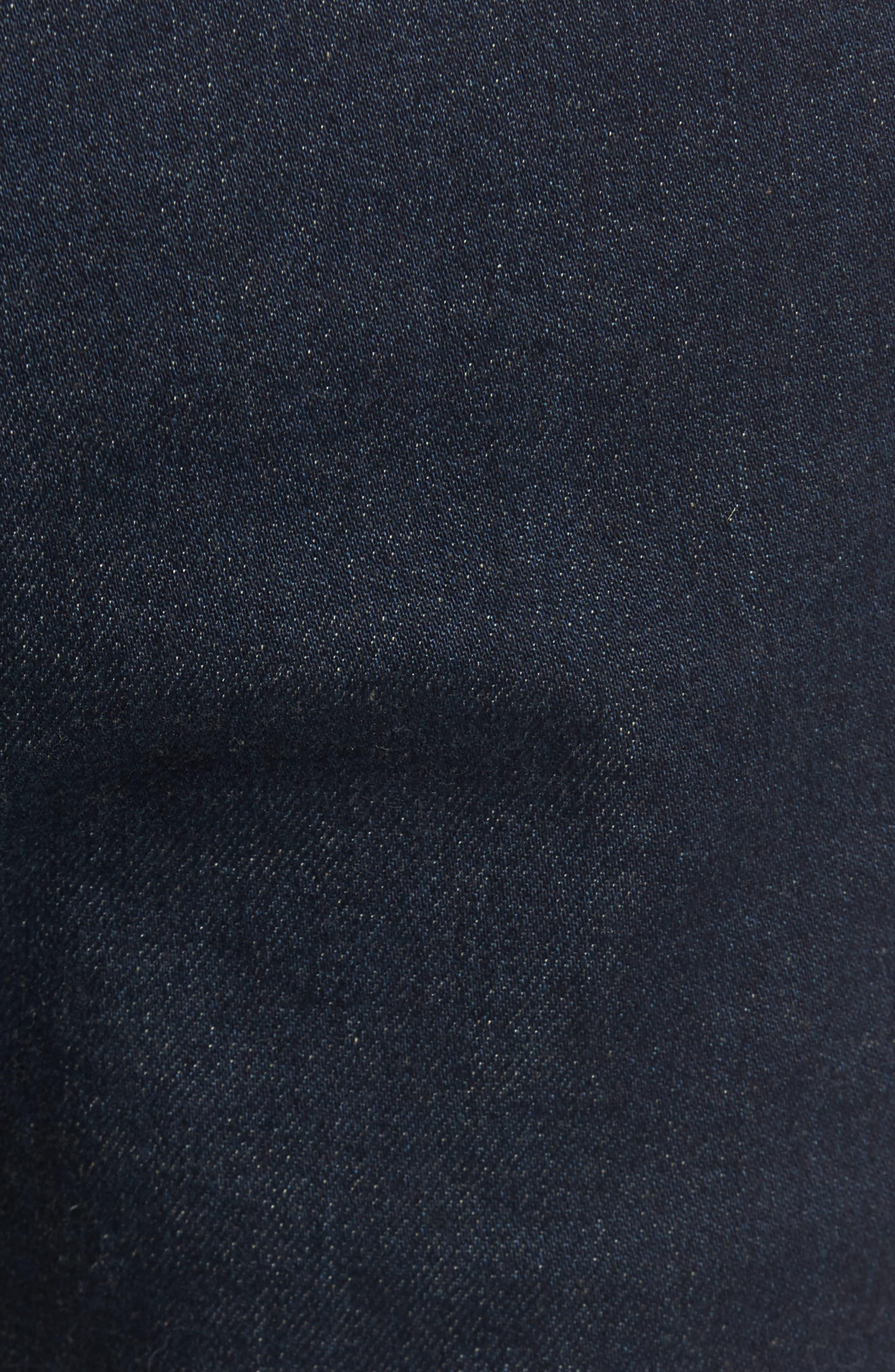 Alternate Image 5  - FRAME L'Homme Skinny Fit Jeans (Edison)