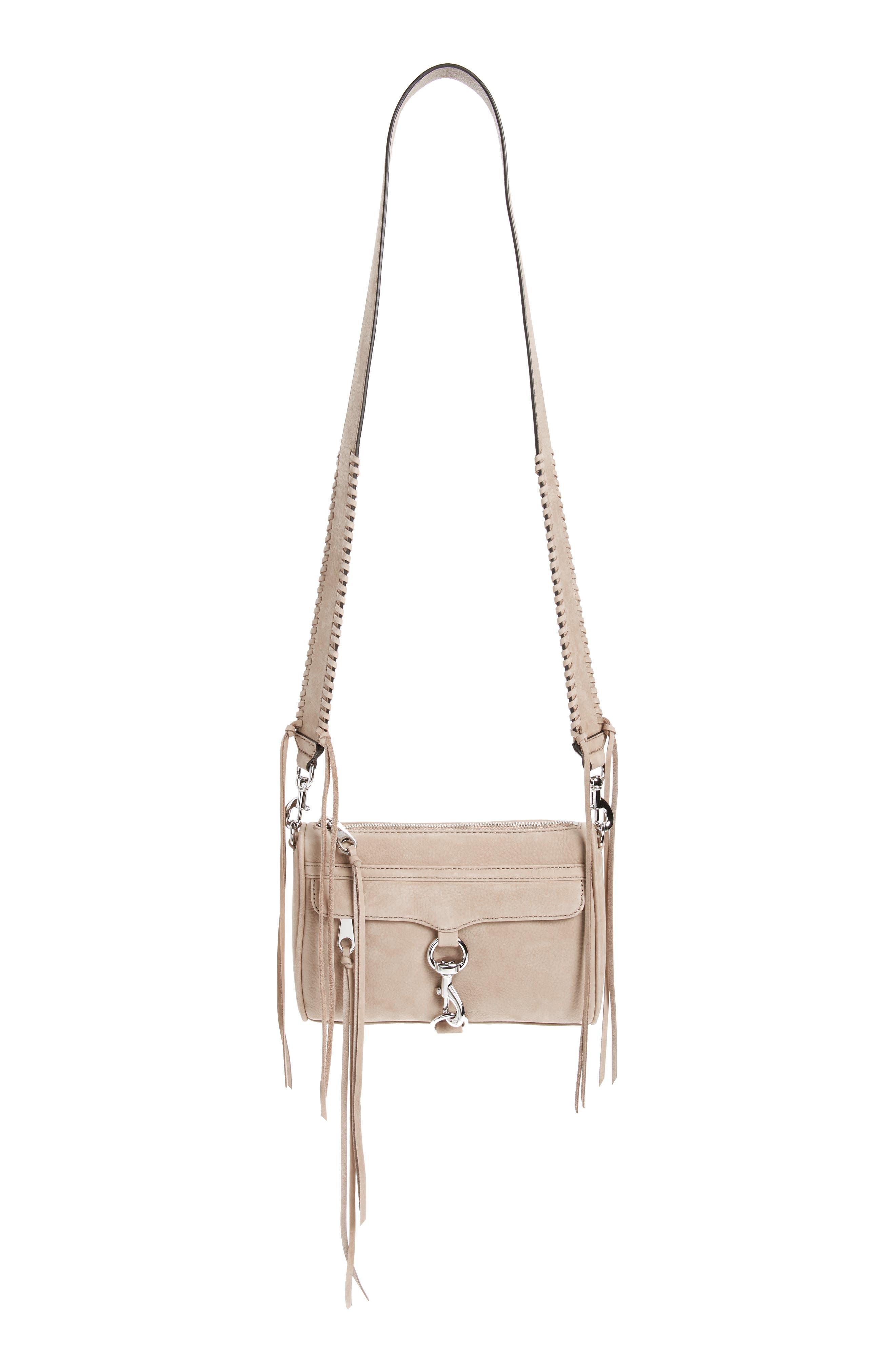 Rebecca Minkoff Mini MAC Convertible Crossbody Bag