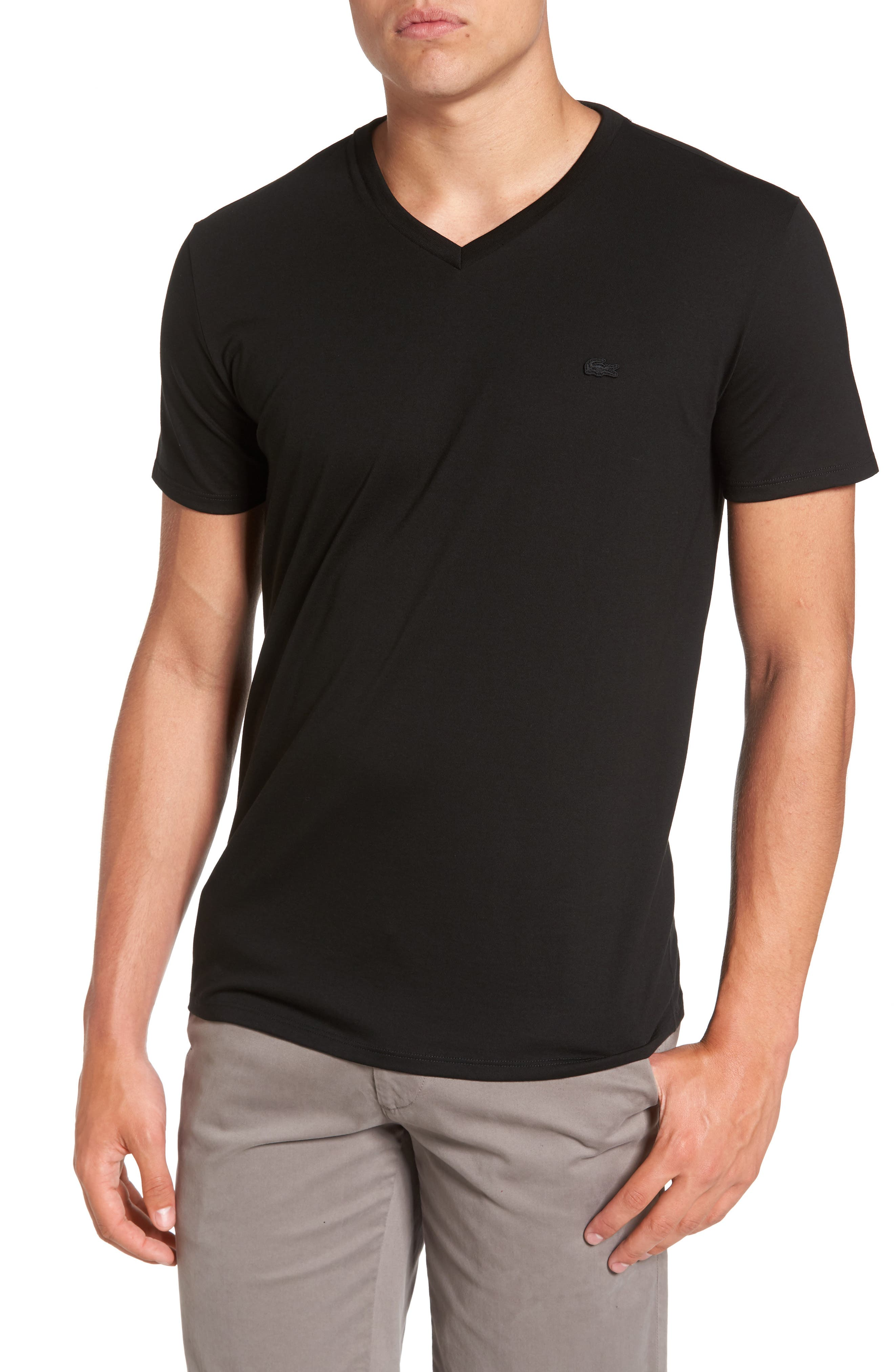 Lacoste Pima Cotton T-Shirt