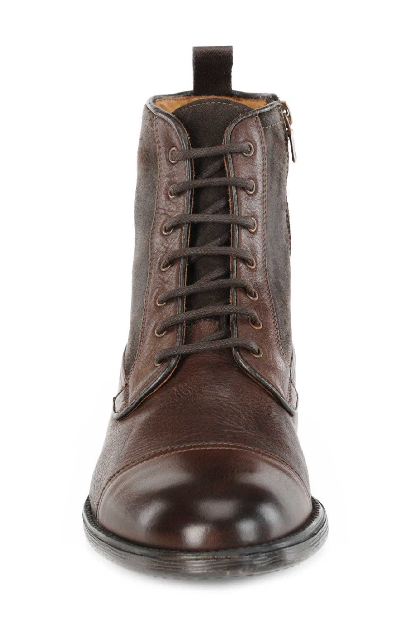 Alternate Image 4  - Geox Jaylon 12 Cap-Toe Boot (Men)