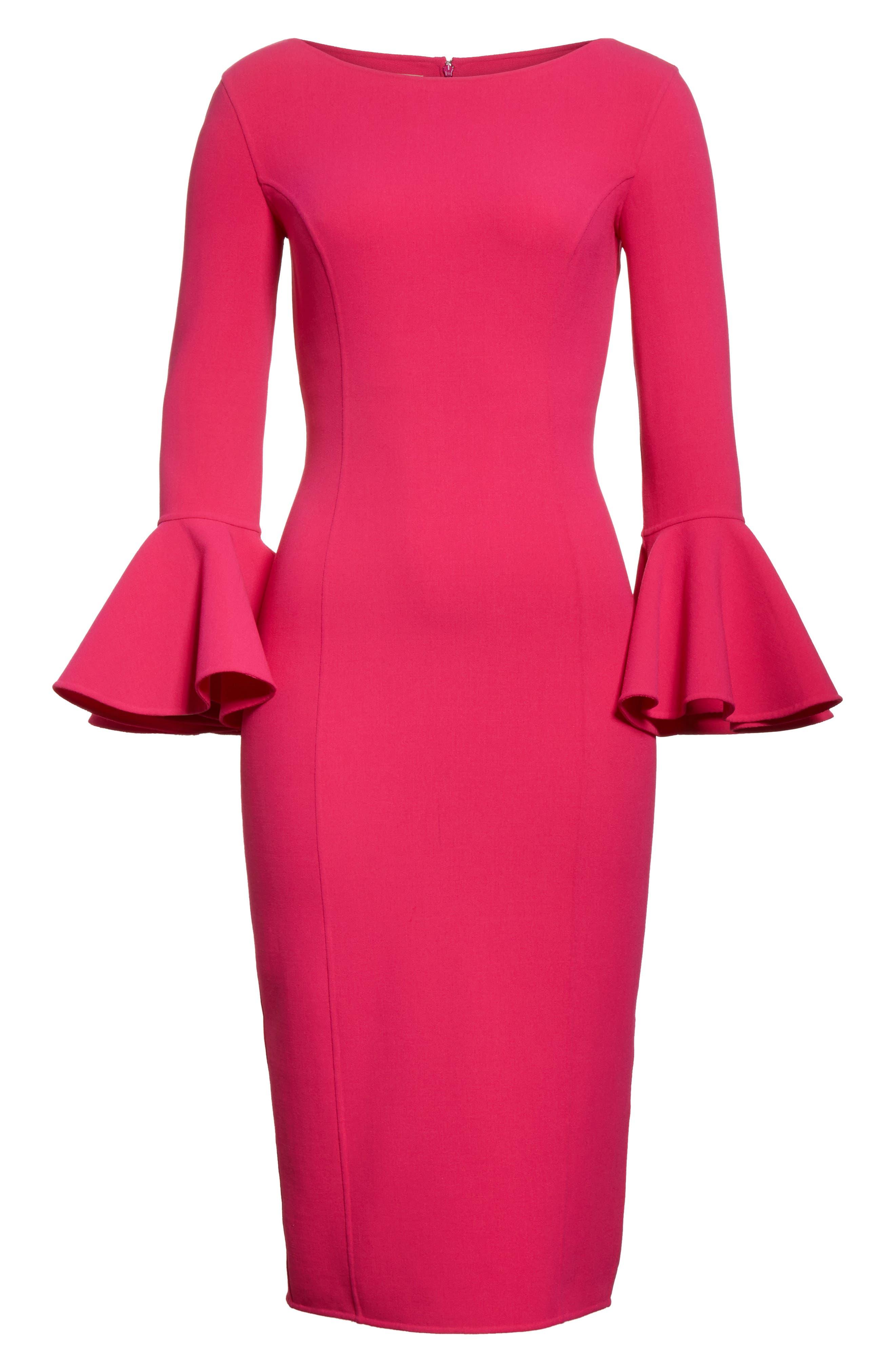 Alternate Image 4  - Michael Kors Bell Cuff Sheath Dress