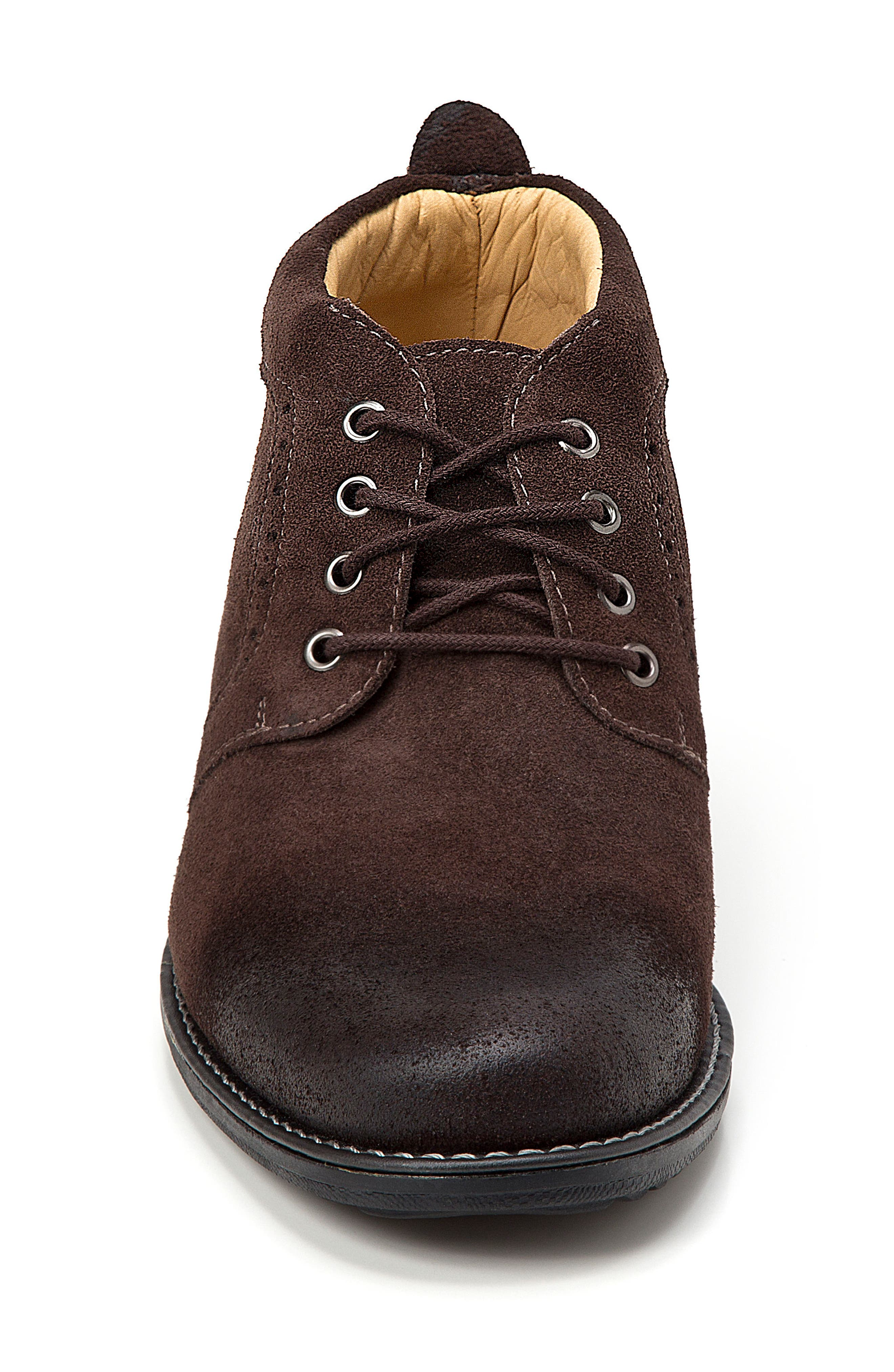 Chukka Boot,                             Alternate thumbnail 4, color,                             Brown