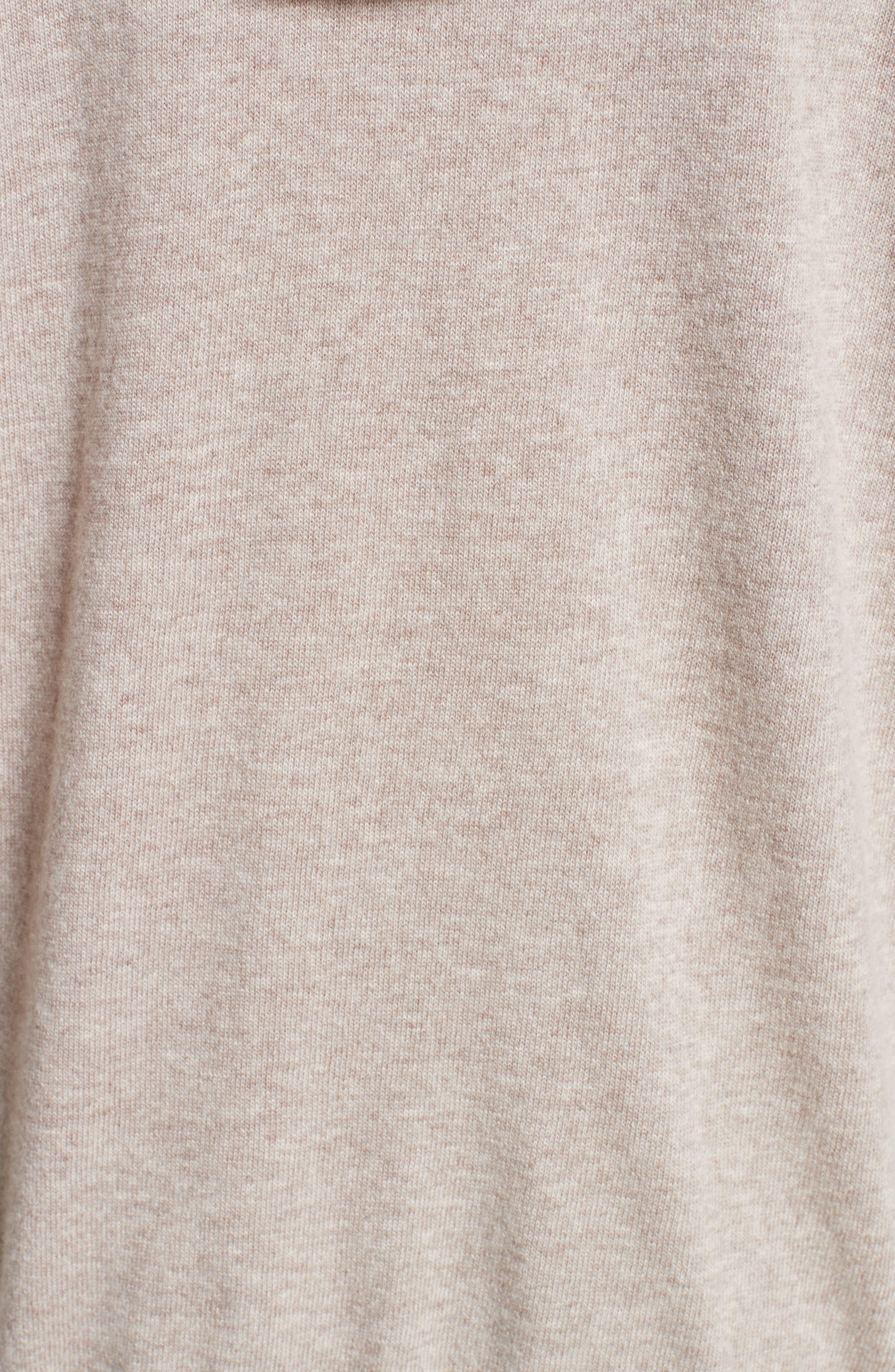 Alternate Image 5  - Max Mara Nitra Wool & Cashmere Hooded Sweater