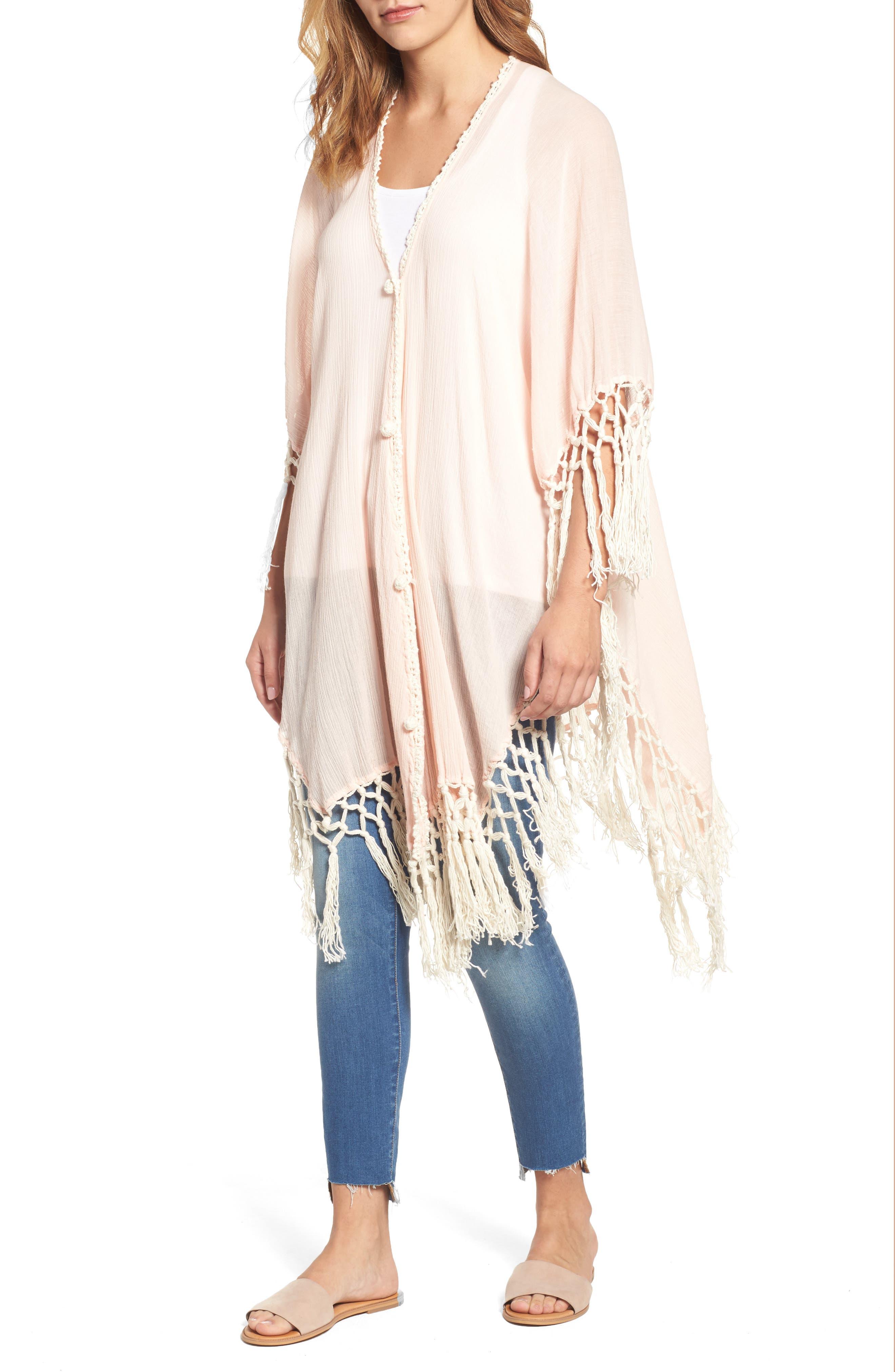 SOLE SOCIETY Duster Kimono