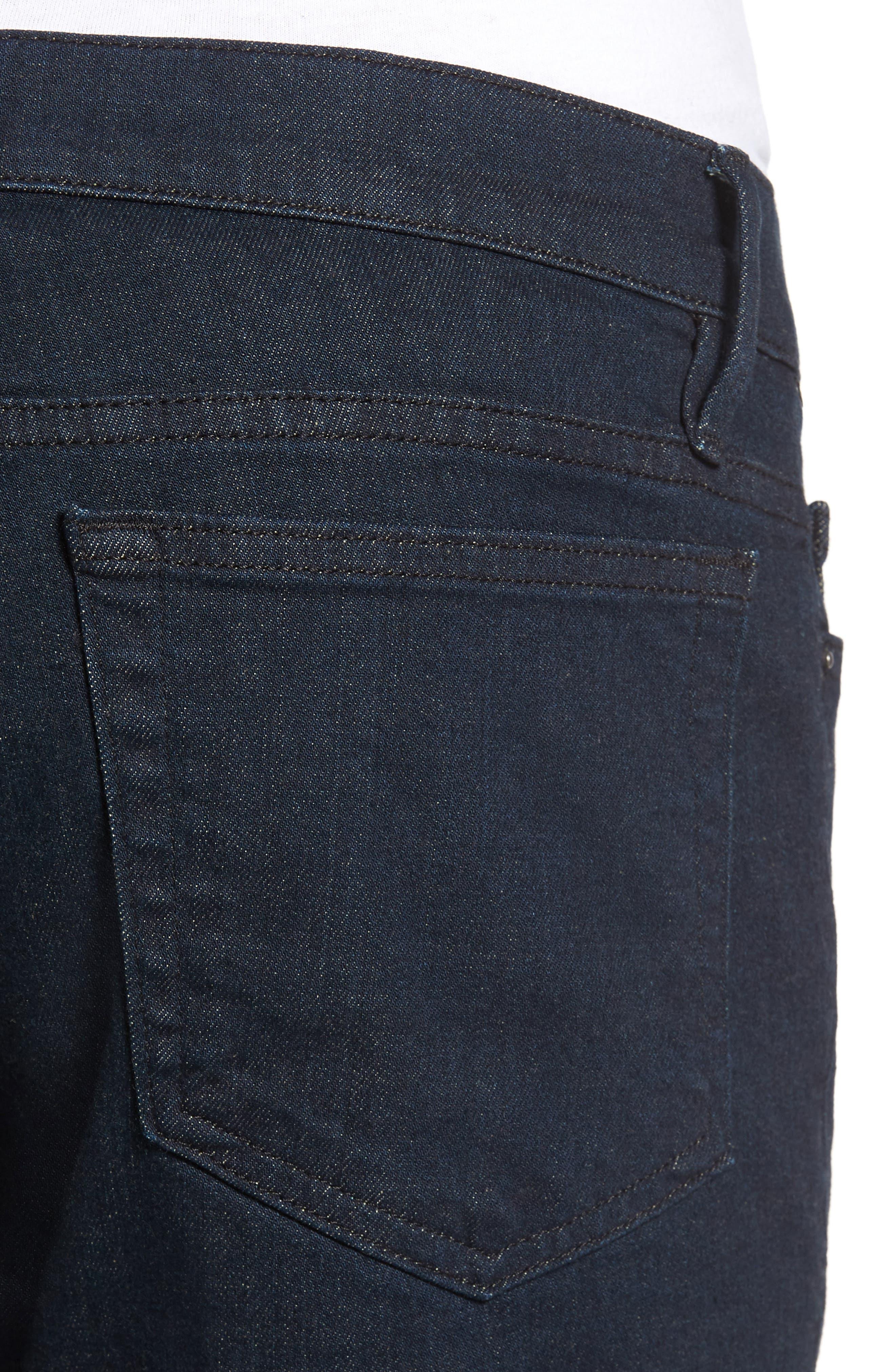 Alternate Image 4  - FRAME L'Homme Skinny Fit Jeans (Edison)