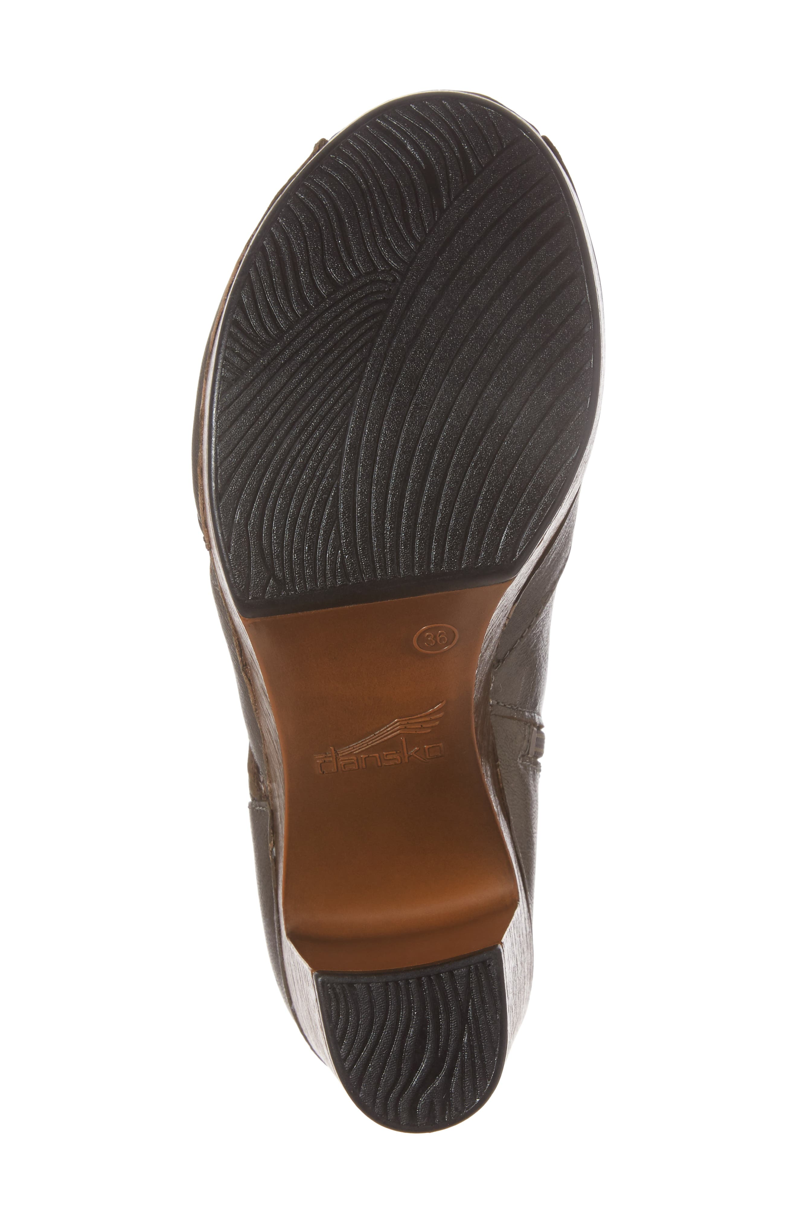 Alternate Image 6  - Dansko Delphina Block Heel Bootie (Women)