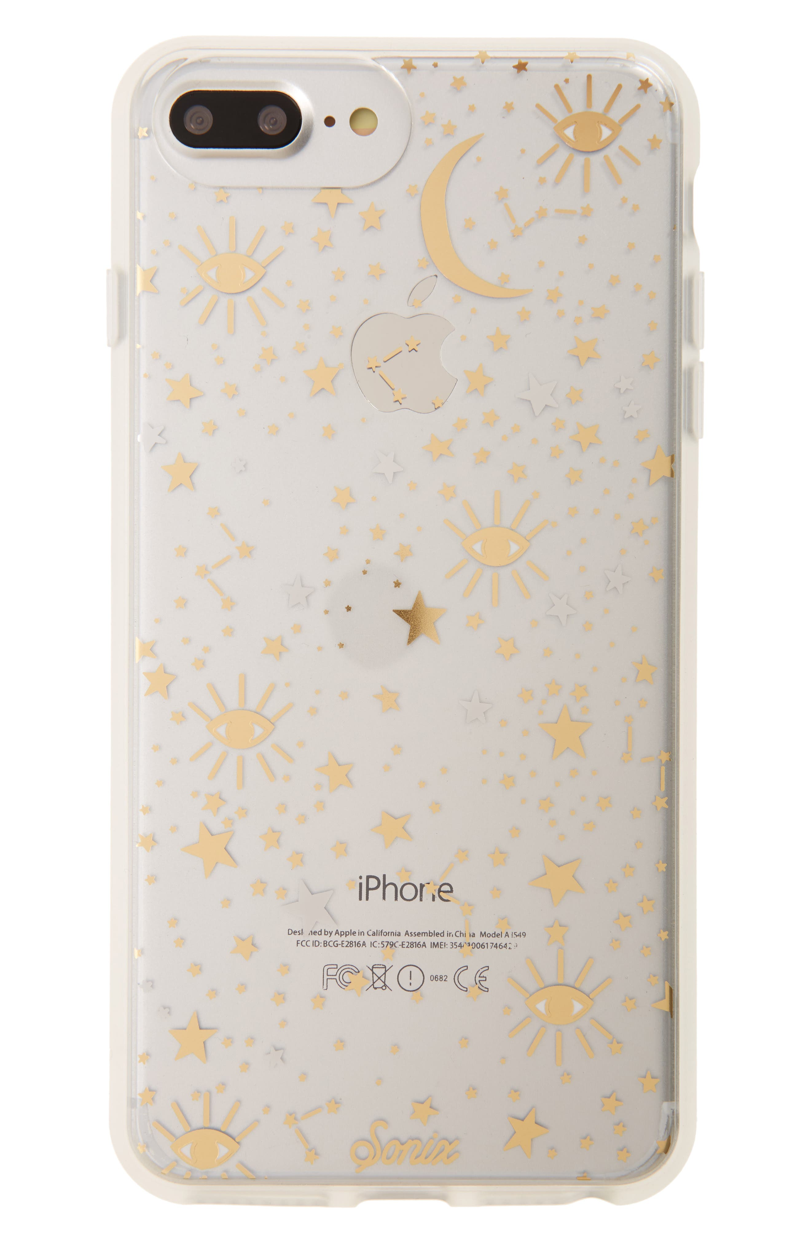 Sonix Cosmic iPhone 6/6s/7/8 & 6/6s/7/8 Plus Case