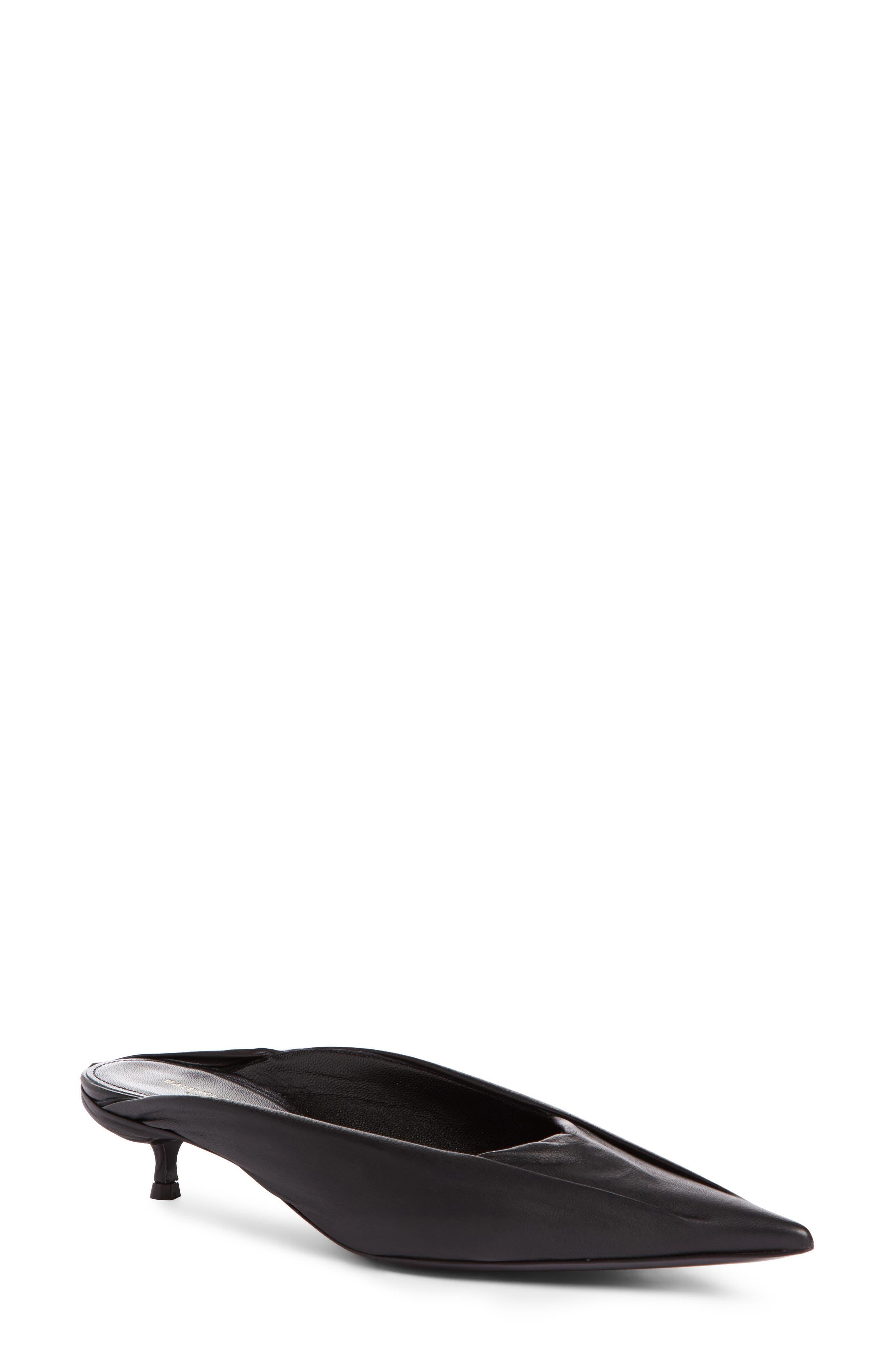 Balenciaga Skimmer Mule (Women)
