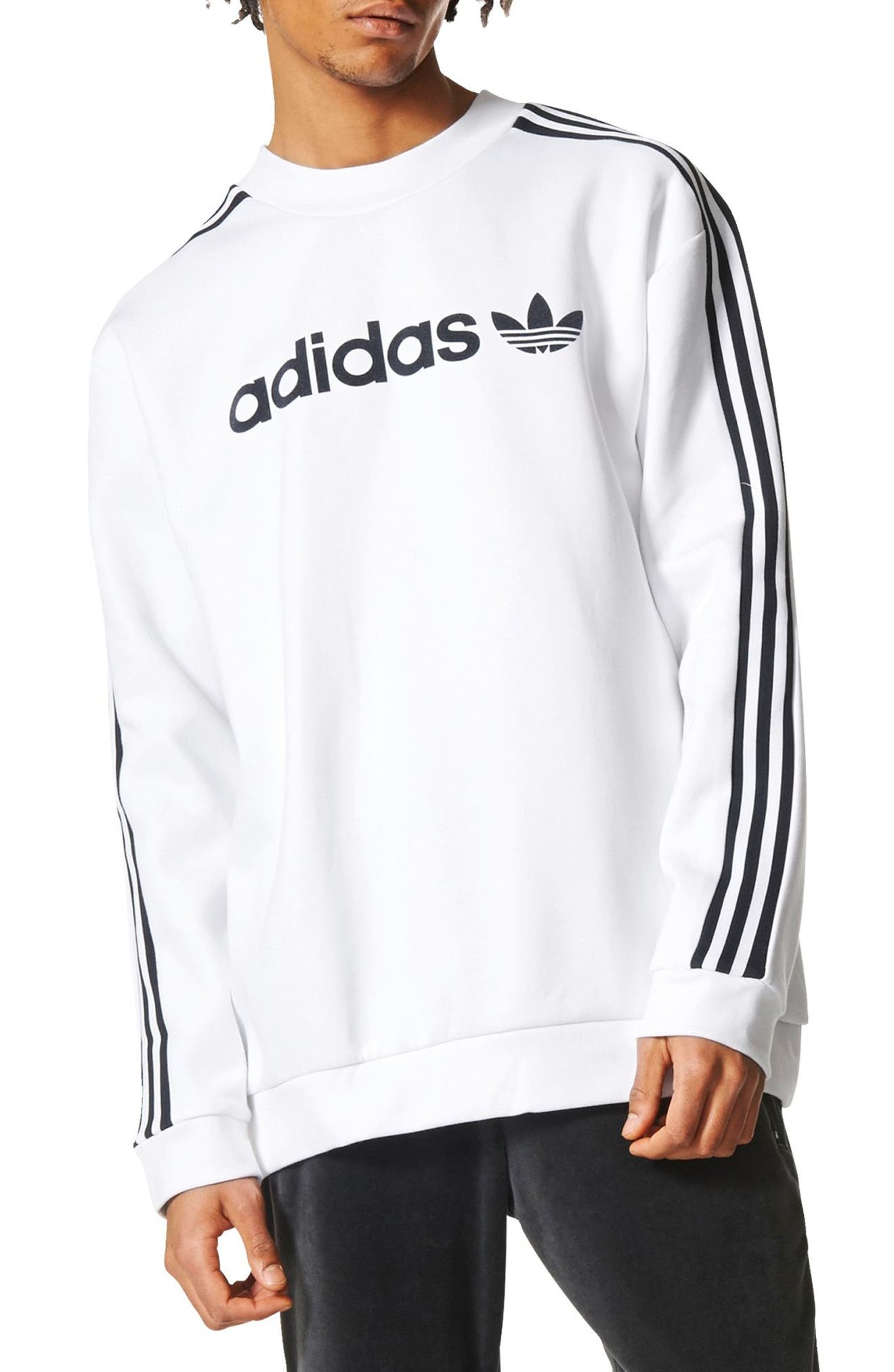 adidas Originals Linear Graphic Sweatshirt