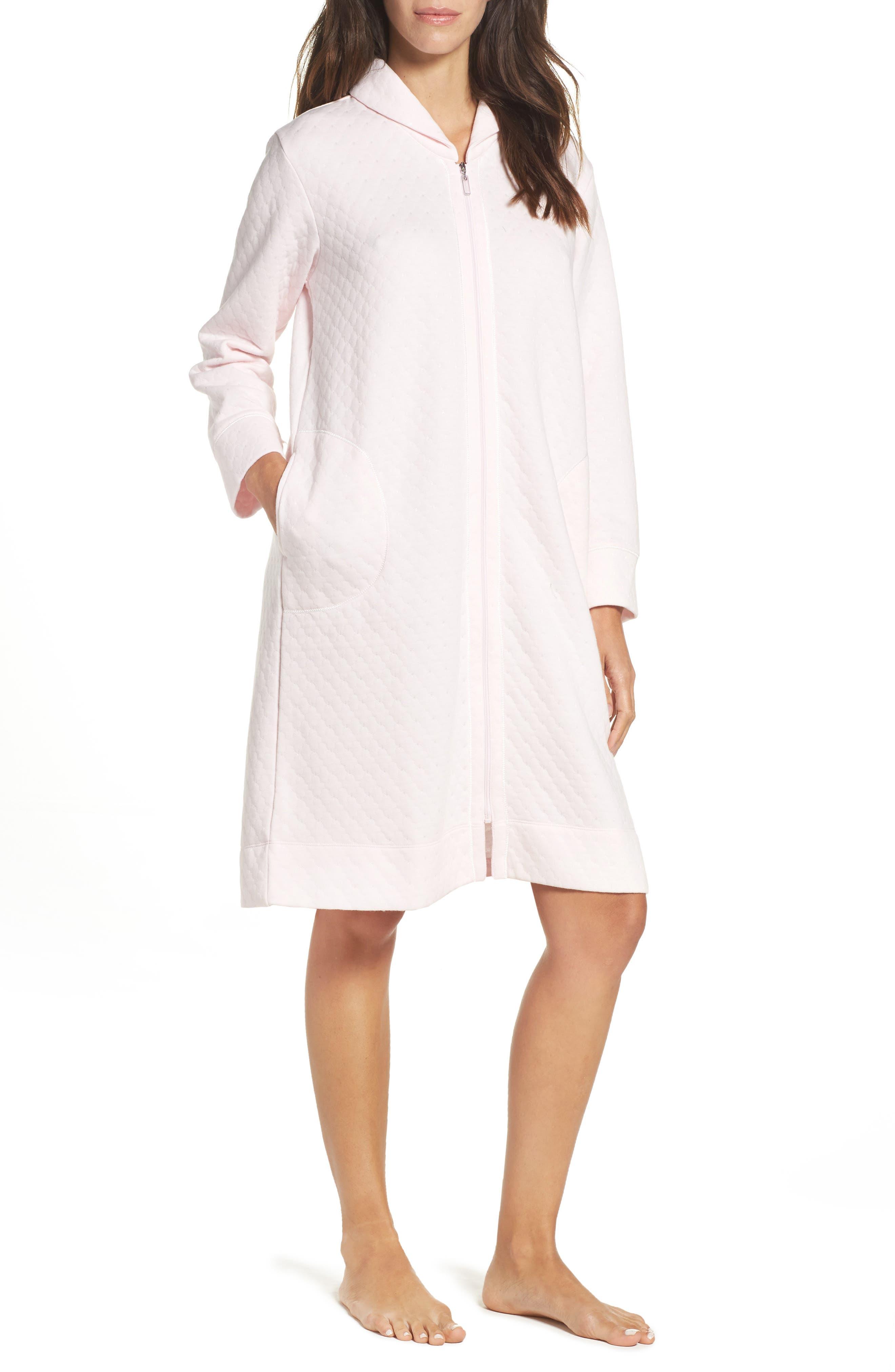 Carole Hochman Short Zip Robe
