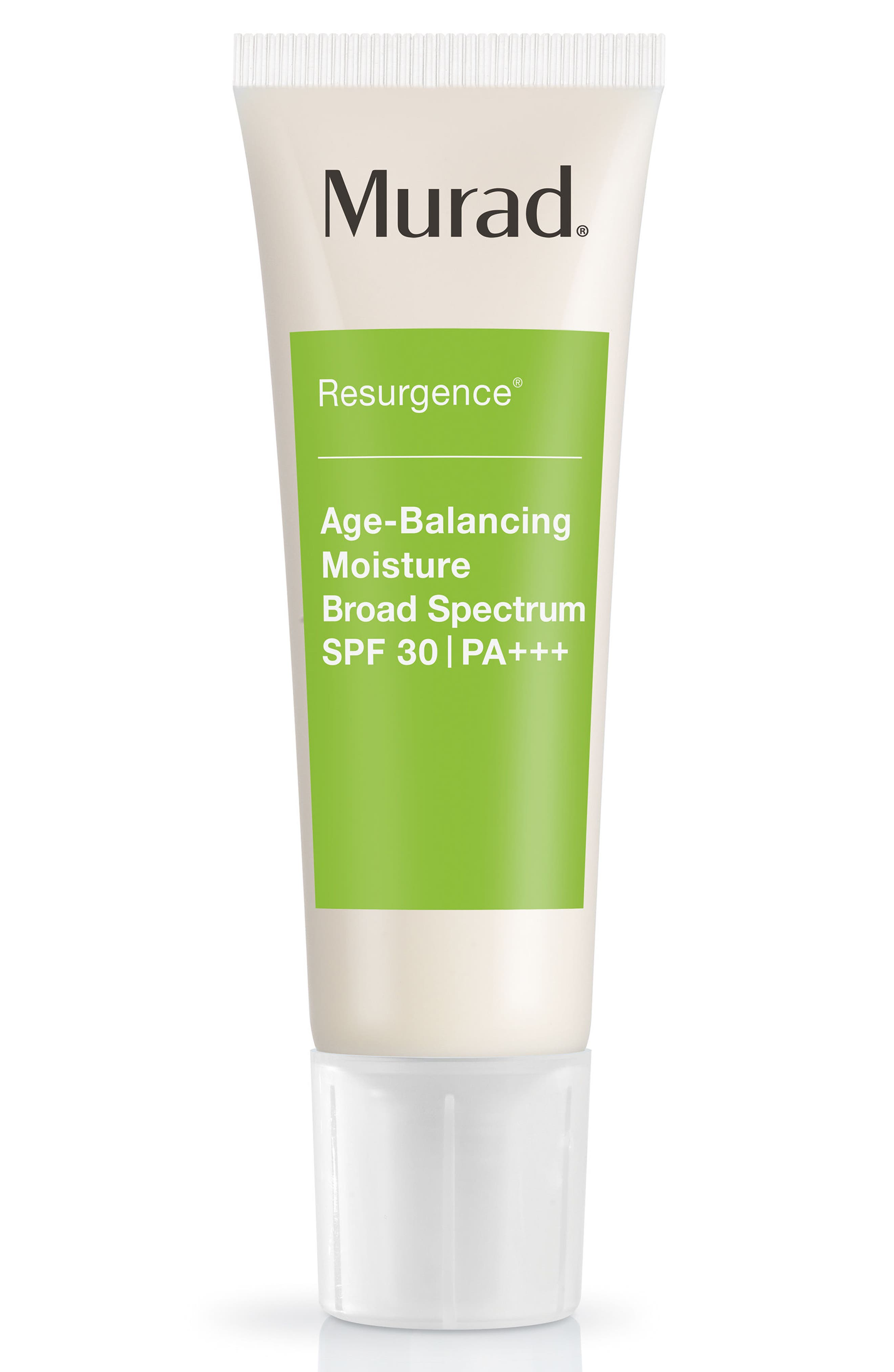 Age-Balancing Moisture Broad Spectrum SPF 30 PA+++,                             Main thumbnail 1, color,                             No Color