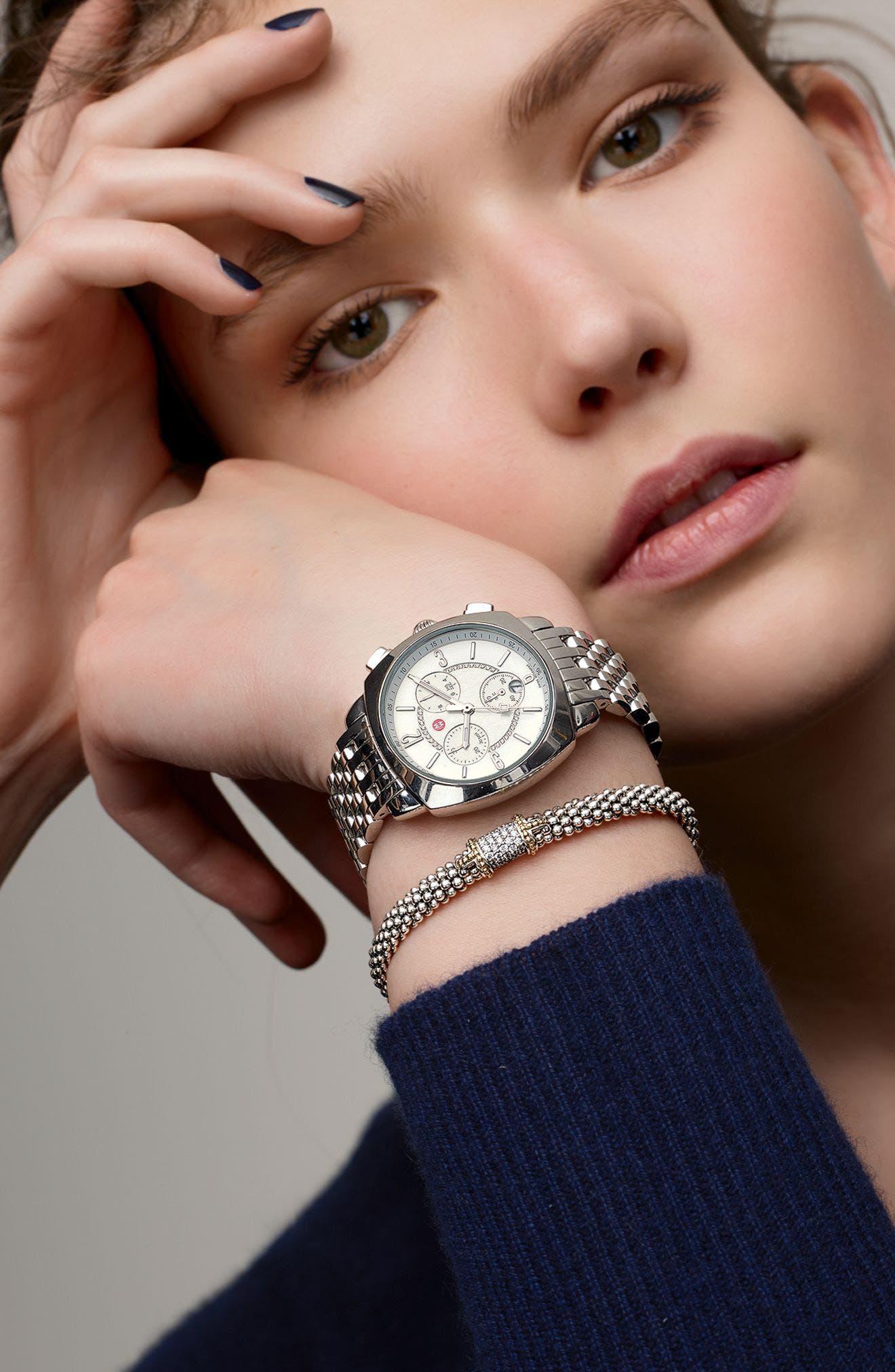 Alternate Image 2  - LAGOS Diamond Caviar Bracelet