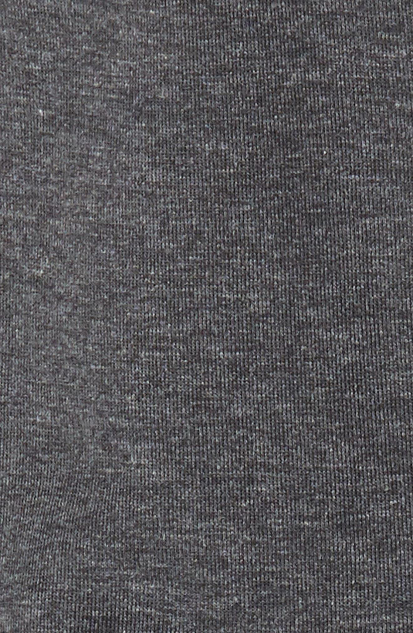 Sportswear Tech Fleece Bomber Jacket,                             Alternate thumbnail 3, color,                             Blk H/ Anthra