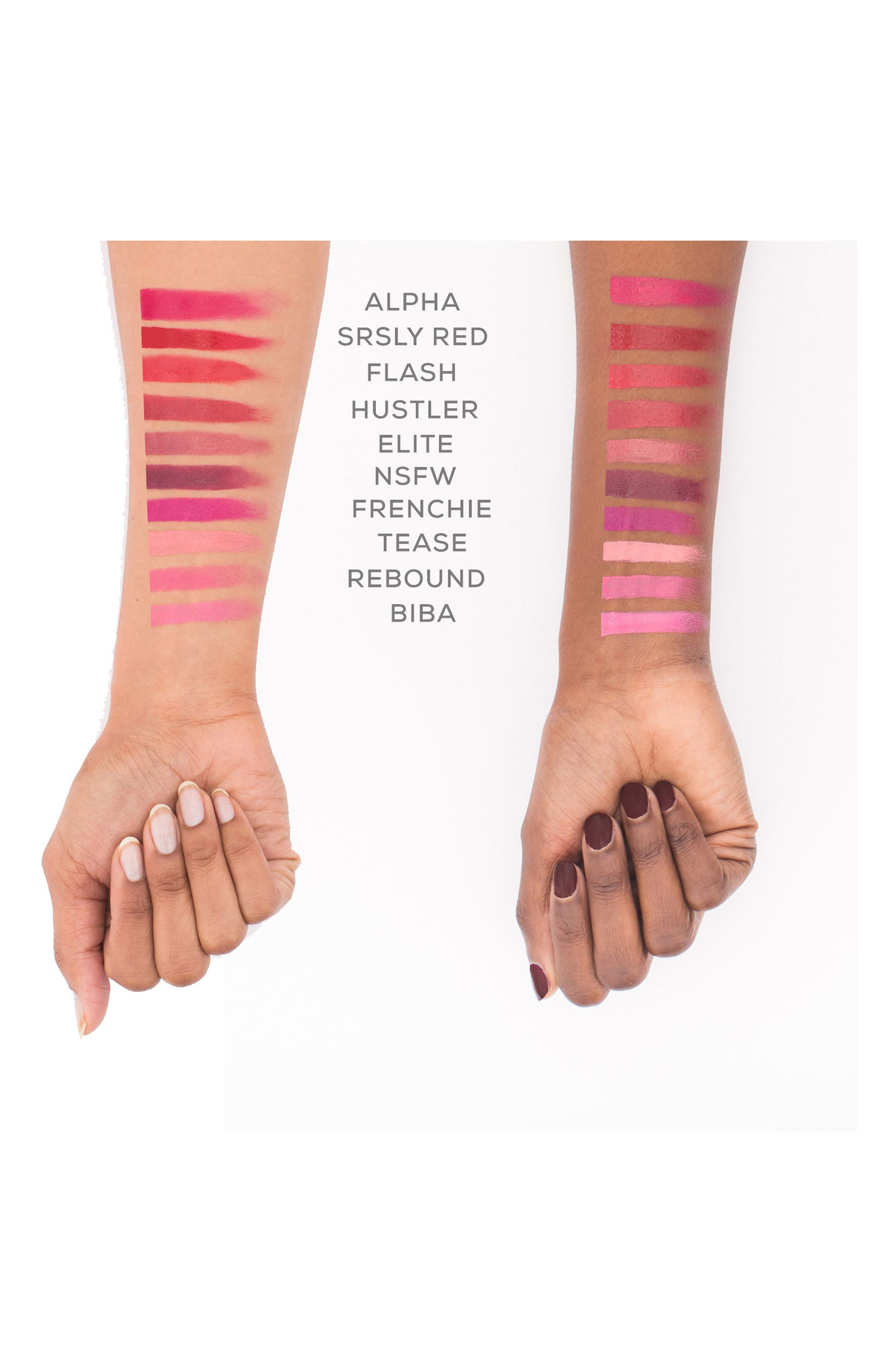 Alternate Image 2  - bareMinerals® Statement™ Luxe Shine Lipstick