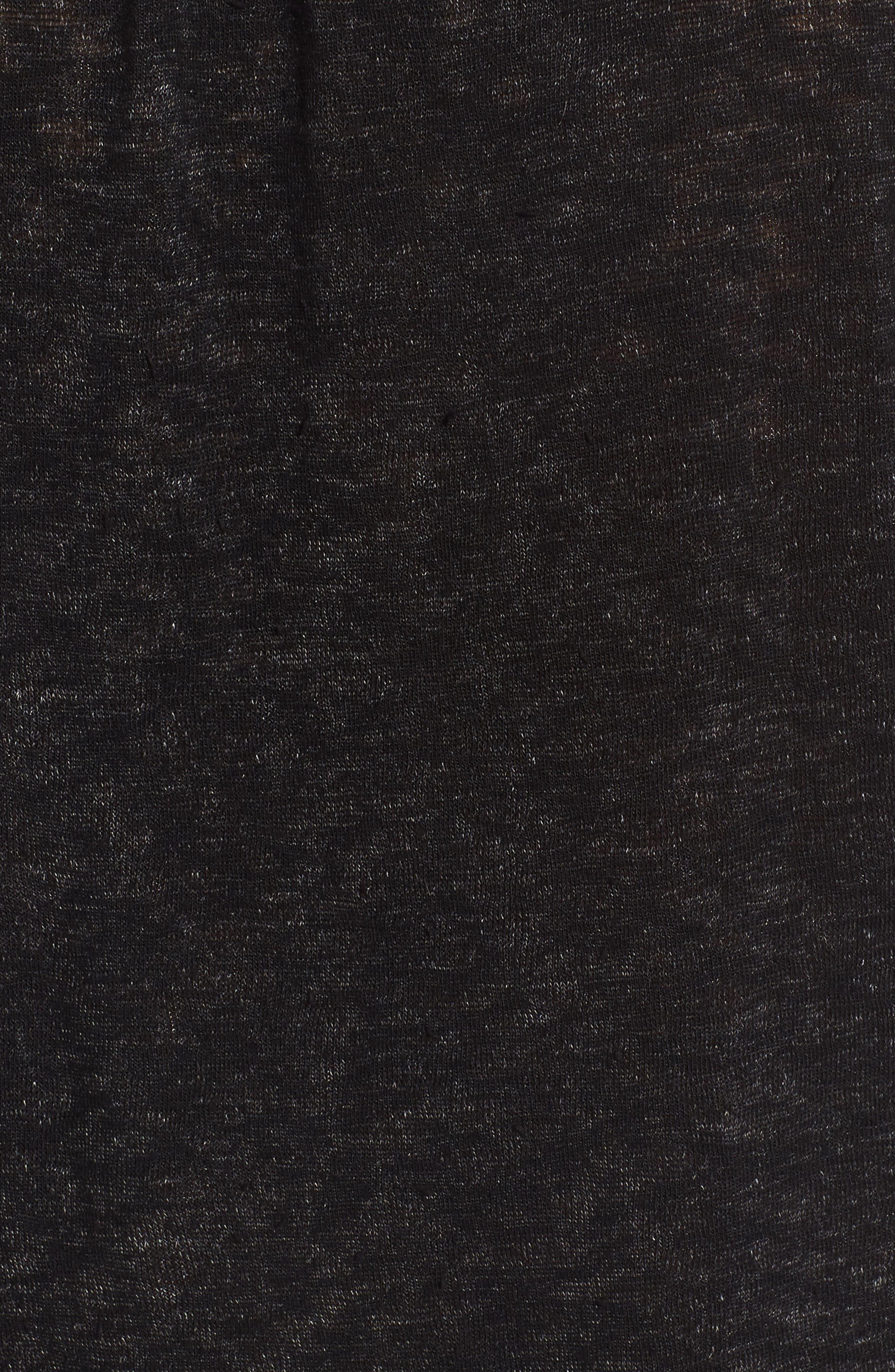 Alternate Image 5  - Velvet by Graham & Spencer Slit Sleeve Knit Top