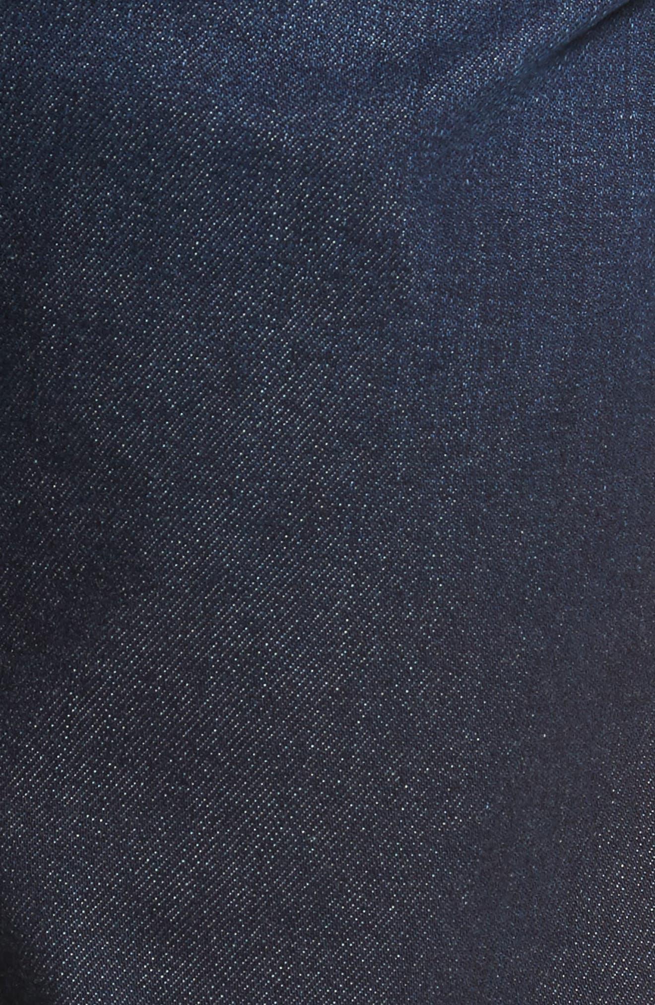 Alternate Image 5  - Hudson Jeans Byron Slim Straight Leg Jeans (Viral)