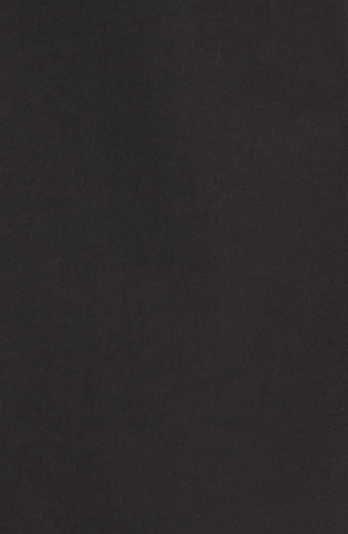 Clyde Hill Waterproof Field Jacket,                             Alternate thumbnail 5, color,                             Black