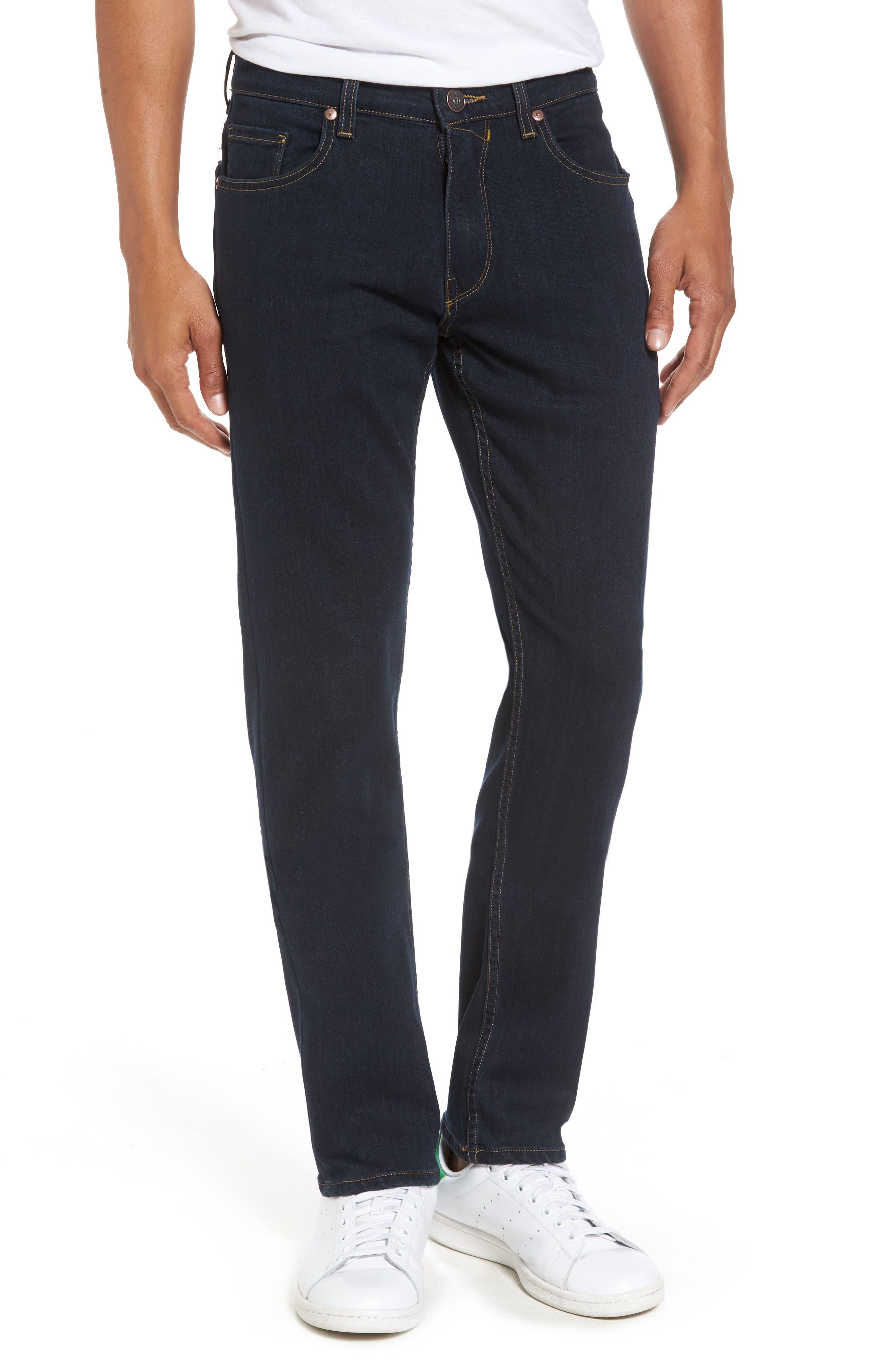 Main Image - PAIGE Transcend - Lennox Slim Fit Jeans (Ames)
