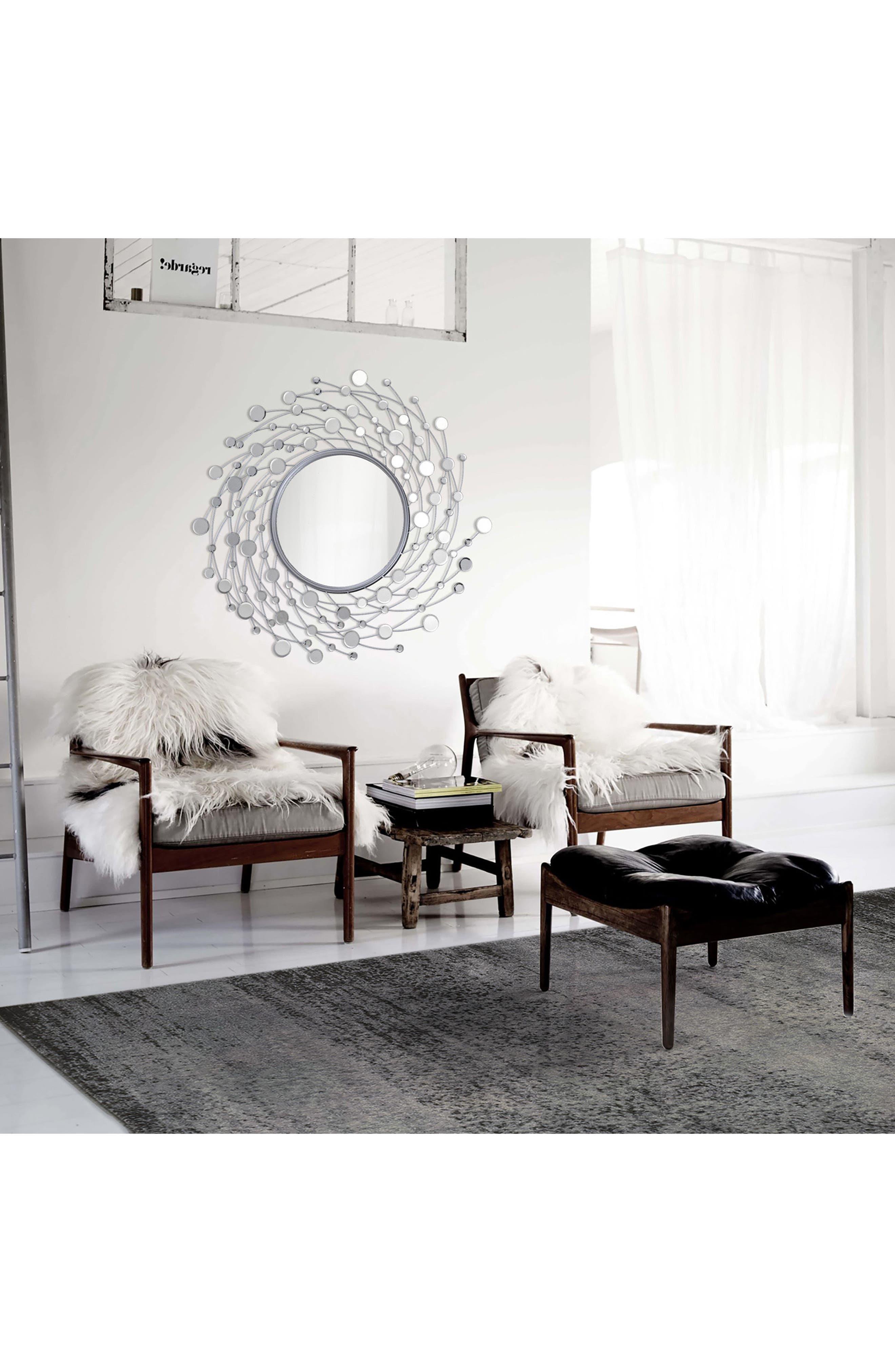Alternate Image 2  - Renwil Como Round Mirror