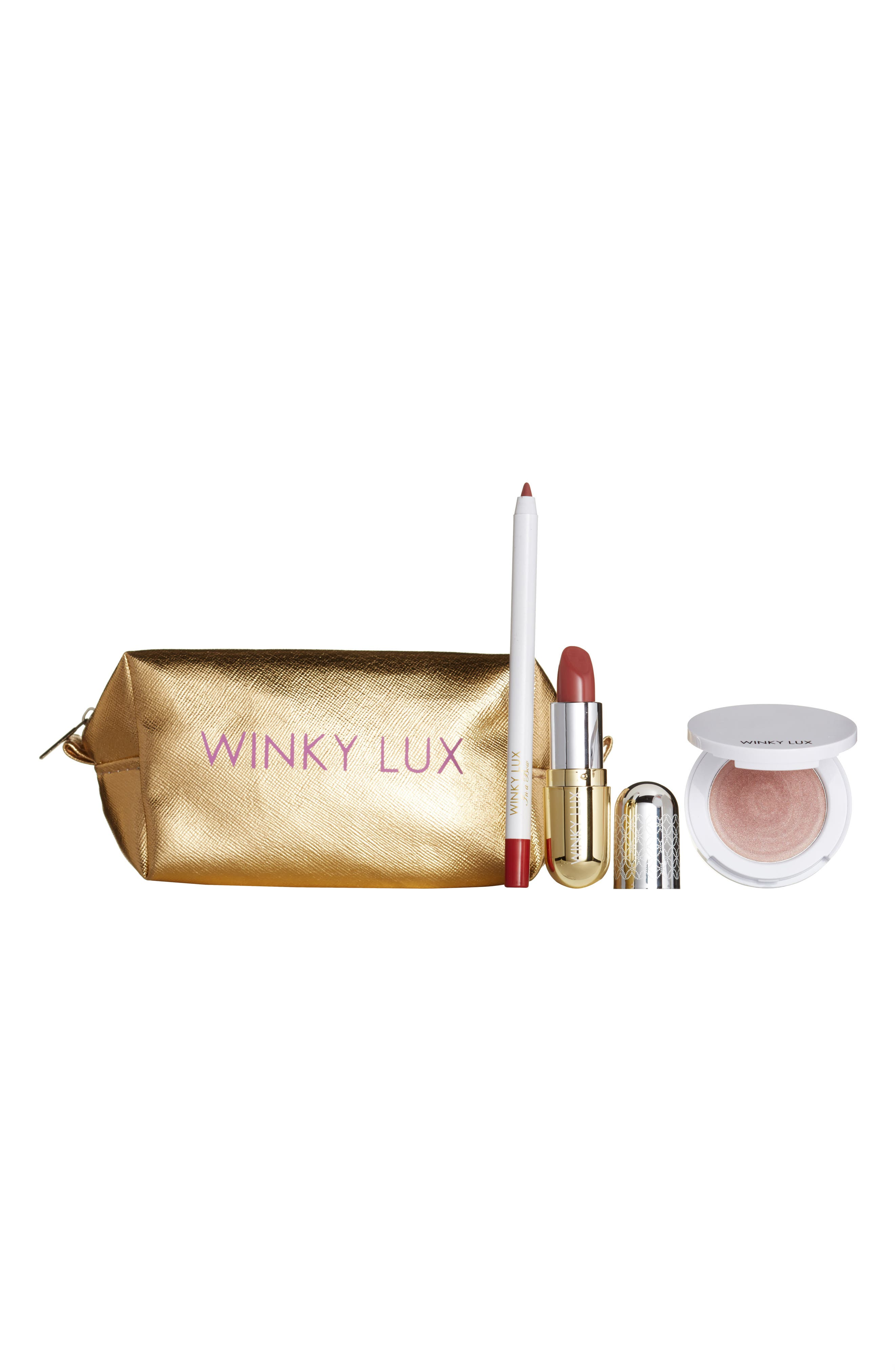 Alternate Image 3  - Winky Lux Bow Kit ($48 Value)
