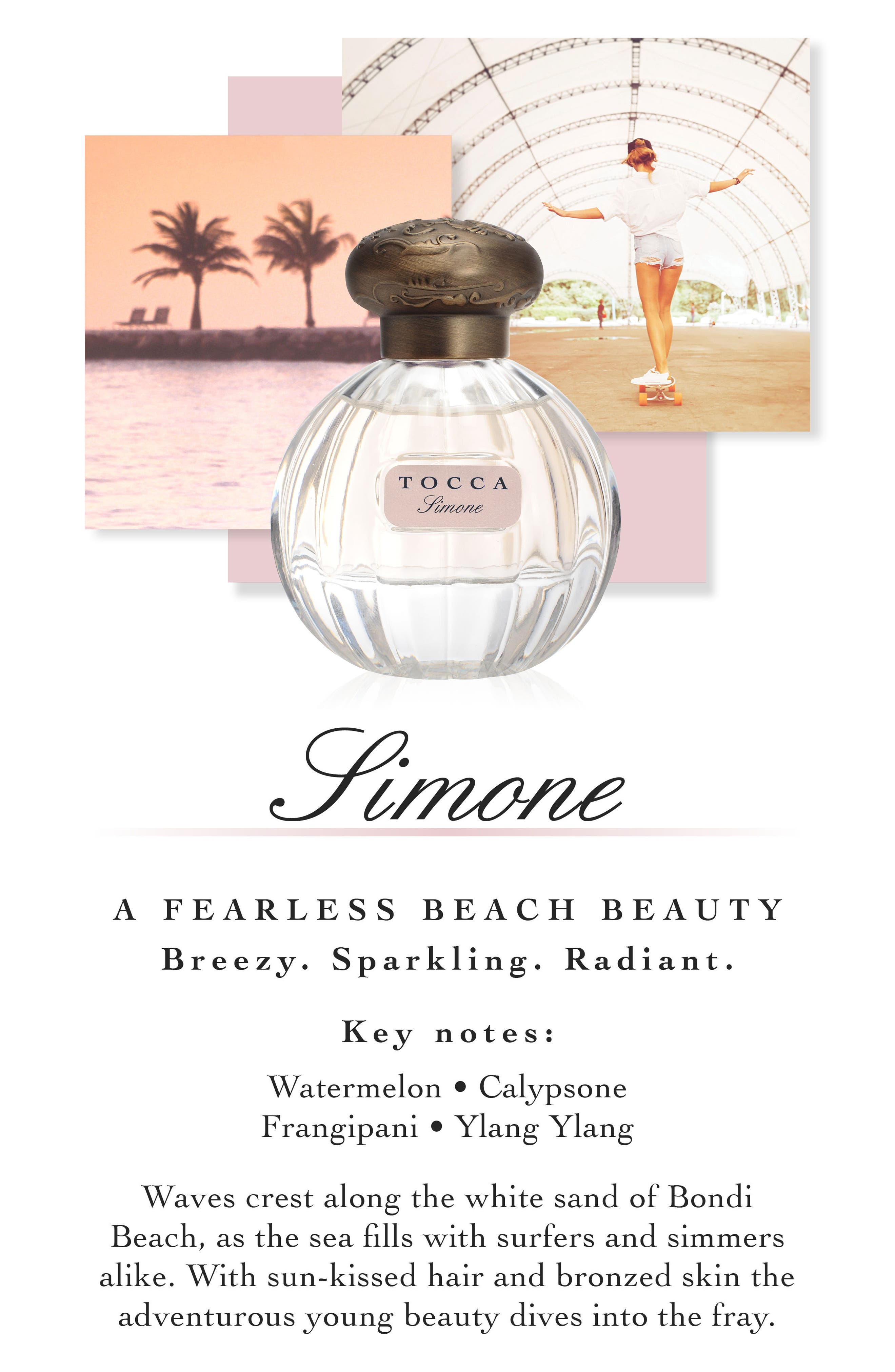 Alternate Image 2  - TOCCA 'Simone' Eau de Parfum