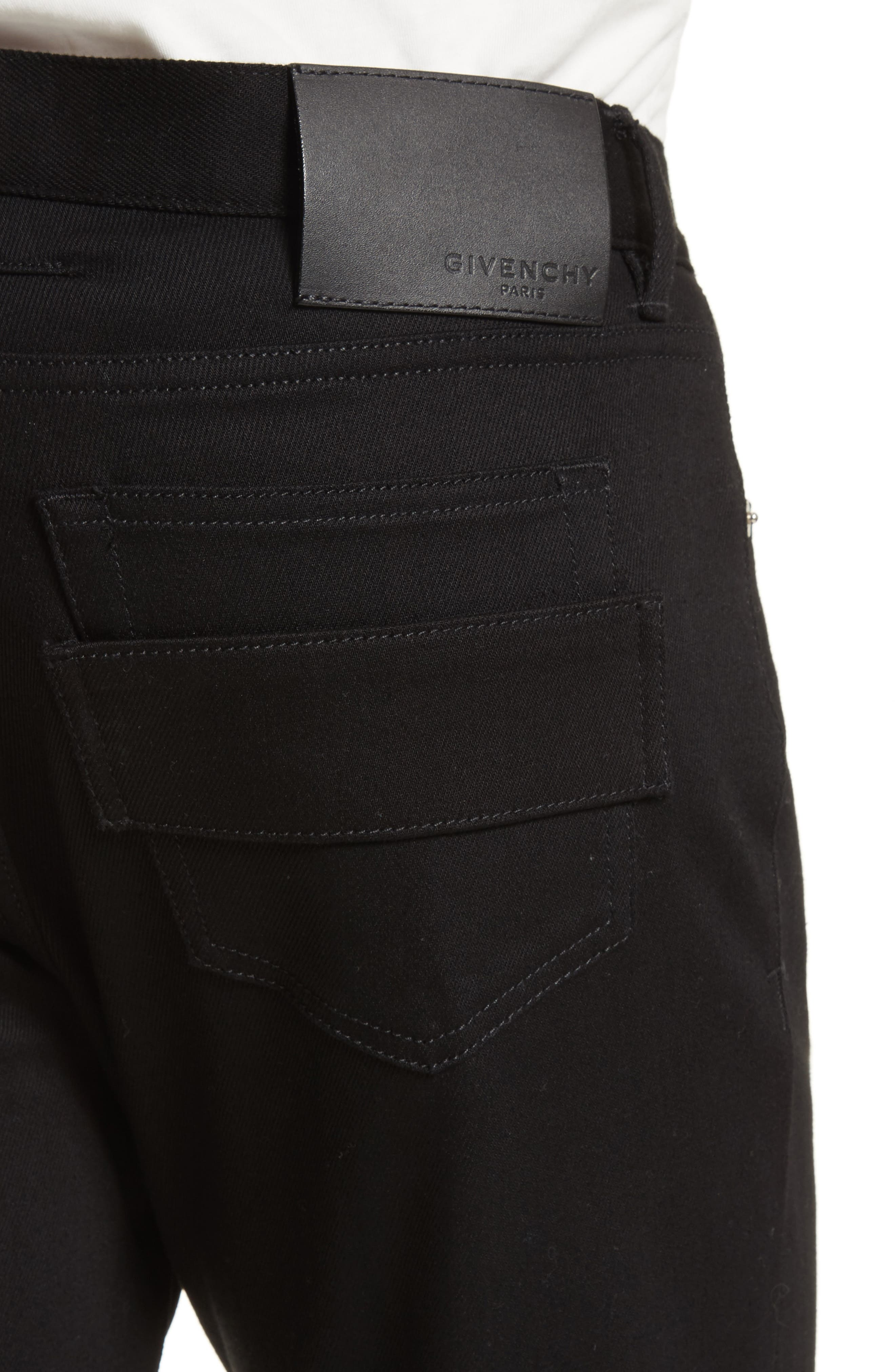 Alternate Image 4  - Givenchy Rico Fit Jeans