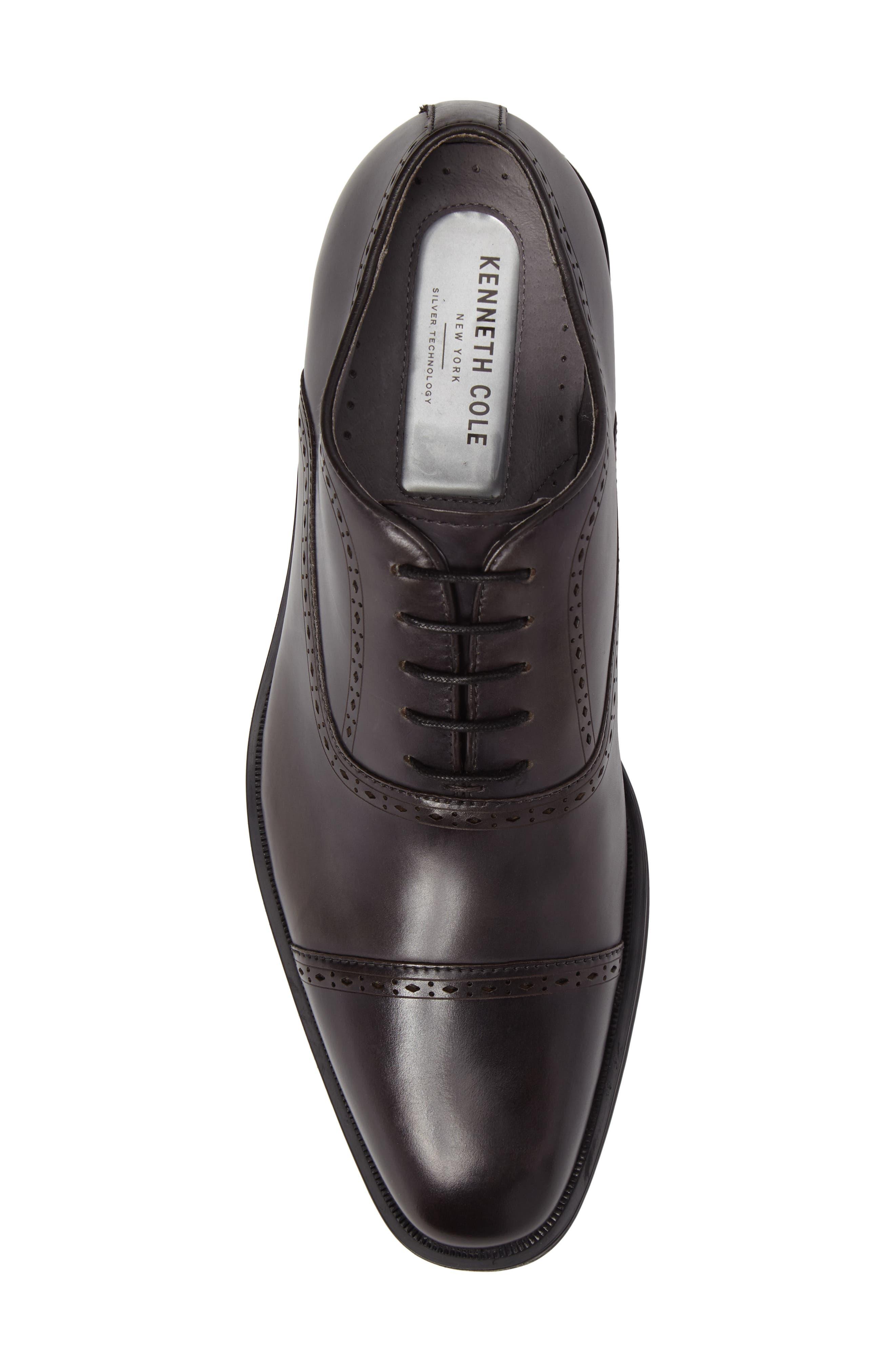 Alternate Image 5  - Kenneth Cole New York Design 10221 Cap Toe Oxford (Men)