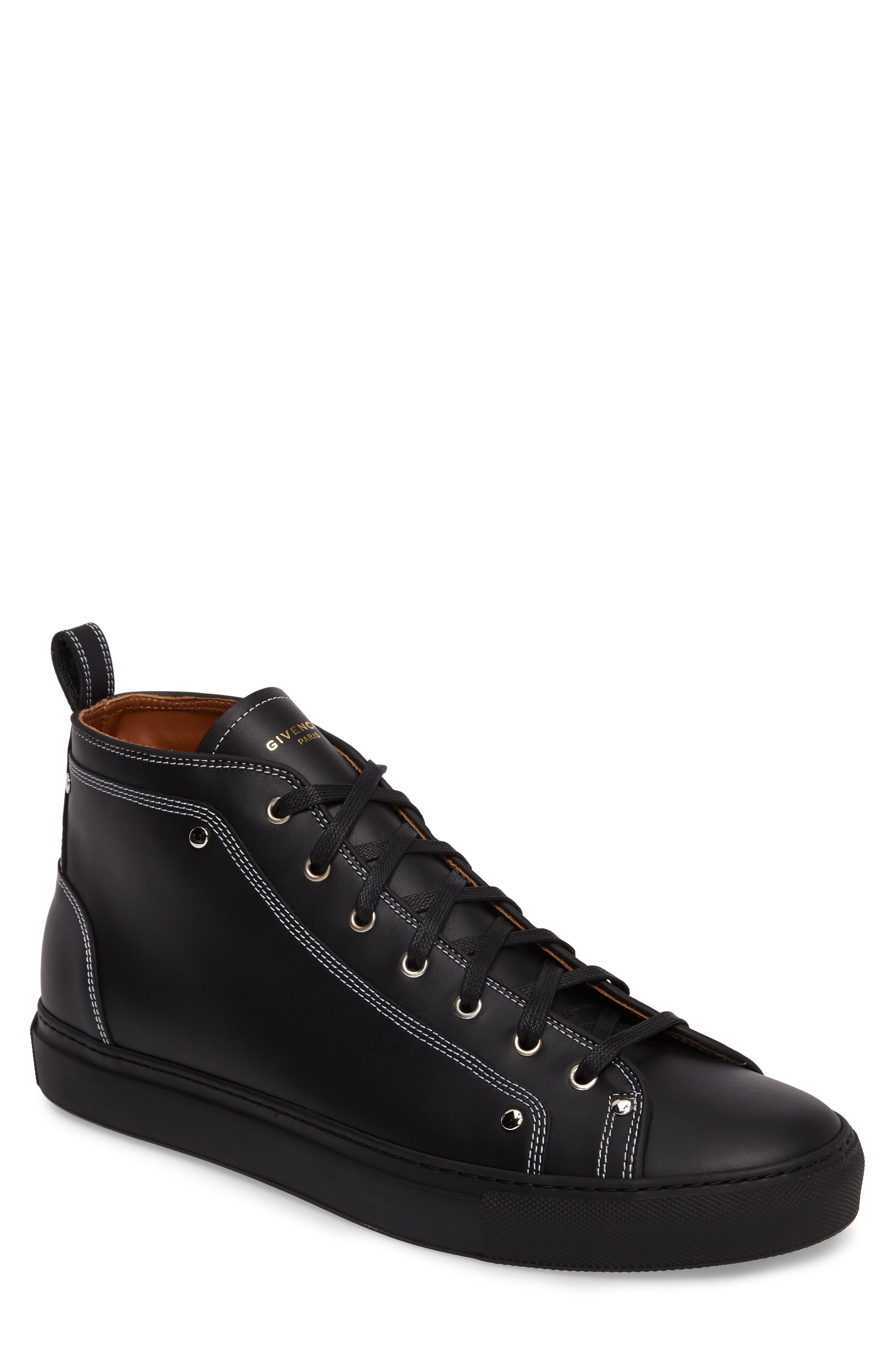 Alternate Image 1 Selected - Givenchy High Top Sneaker (Men)