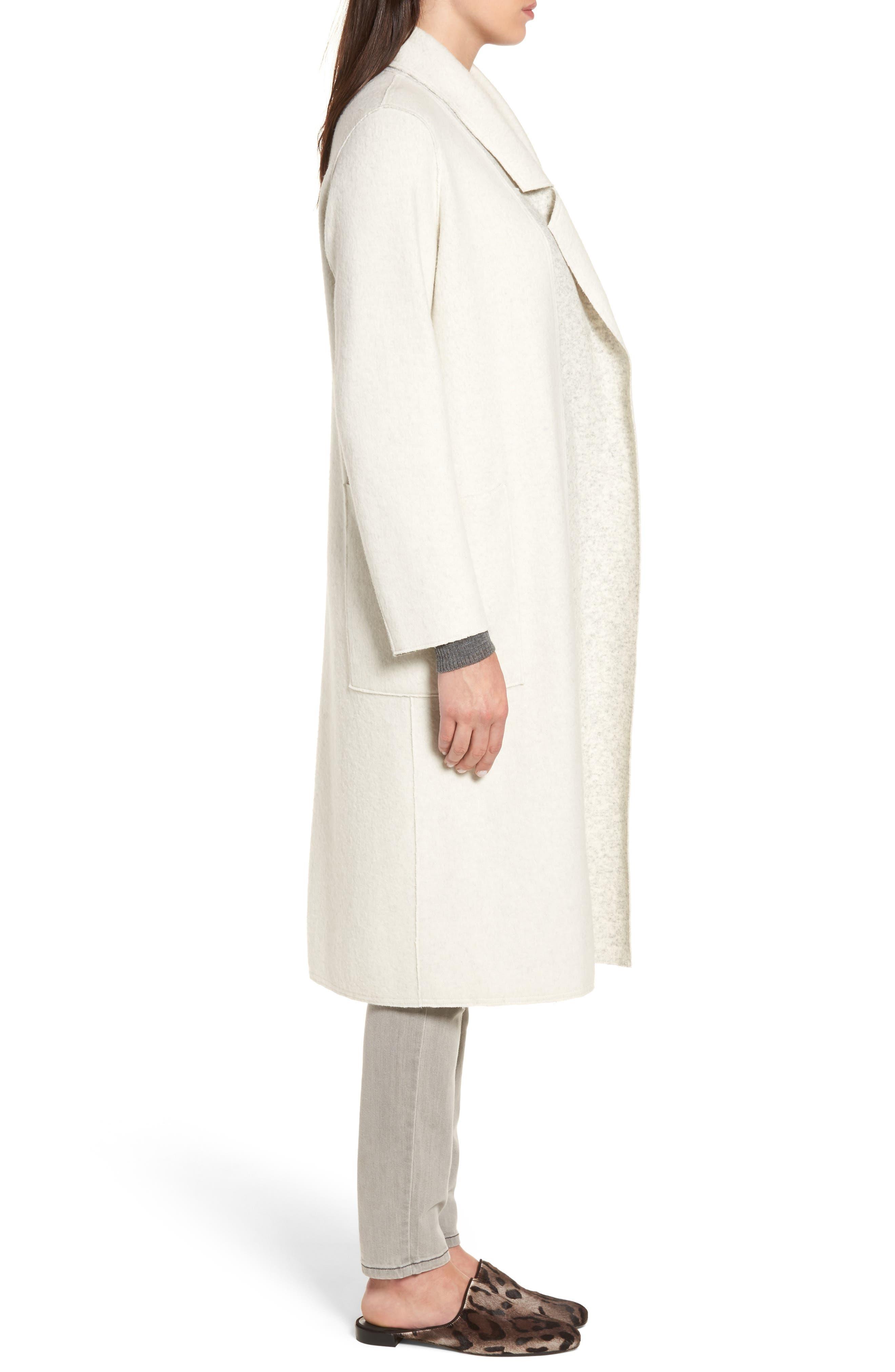 Alternate Image 3  - Sosken Brushed Duster Coat