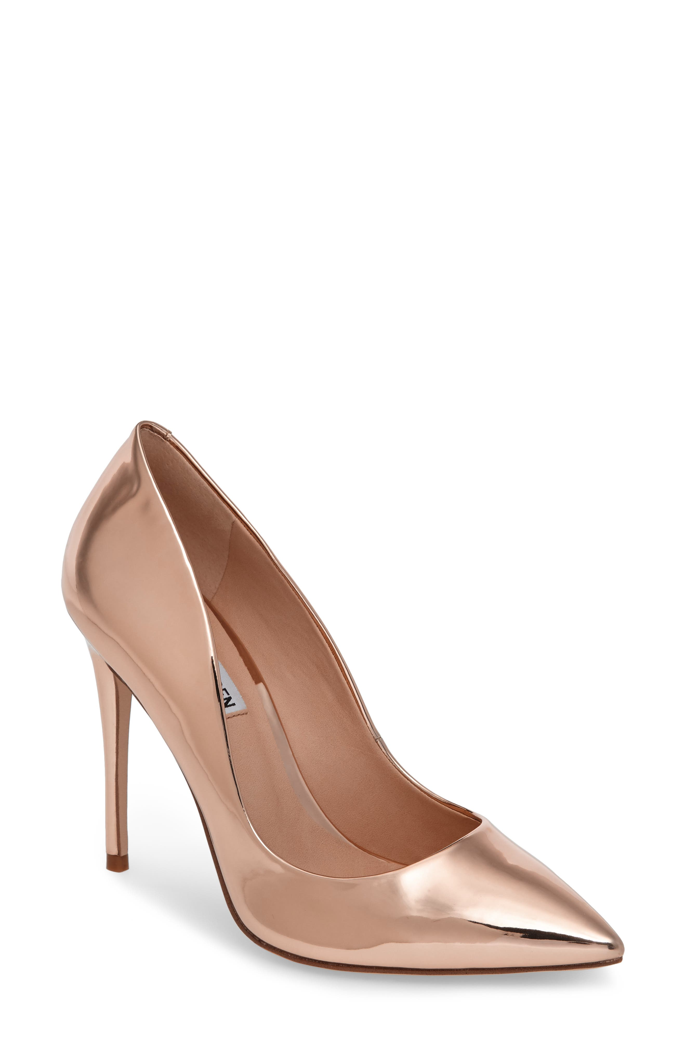 Pumps With Gold Heel bGfpuc6T