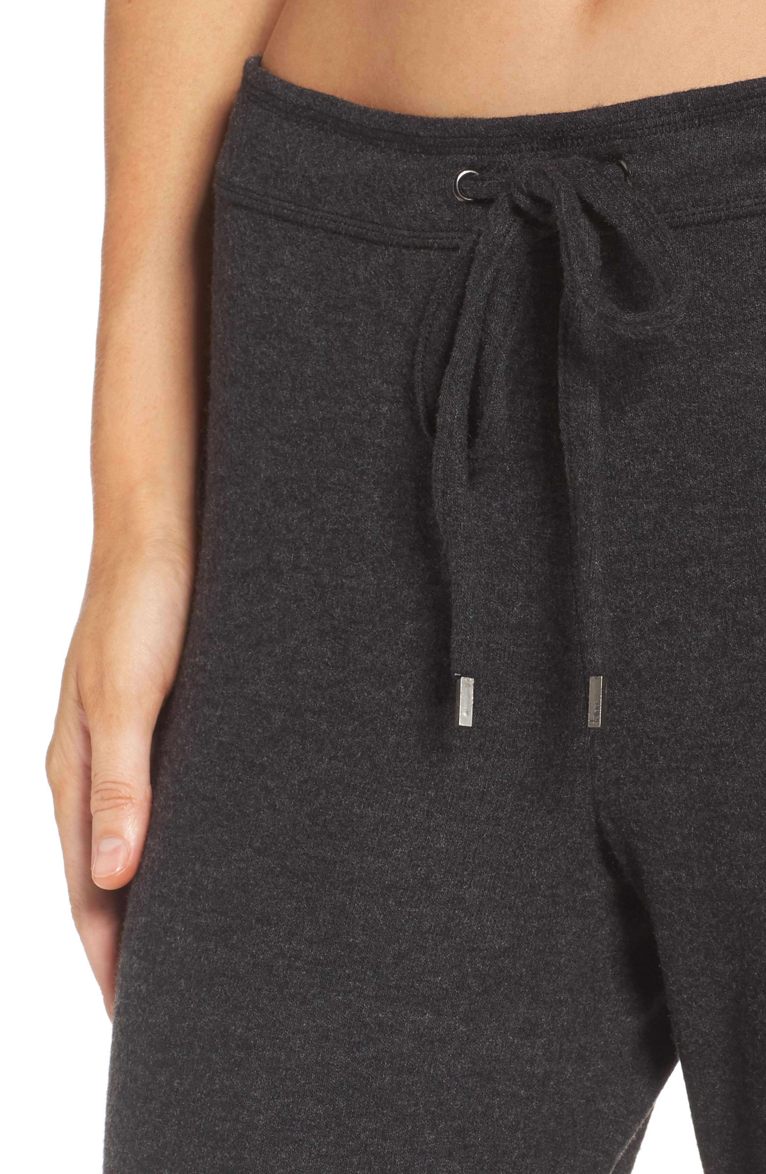 Alternate Image 6  - Felina Drawstring Jogger Pants