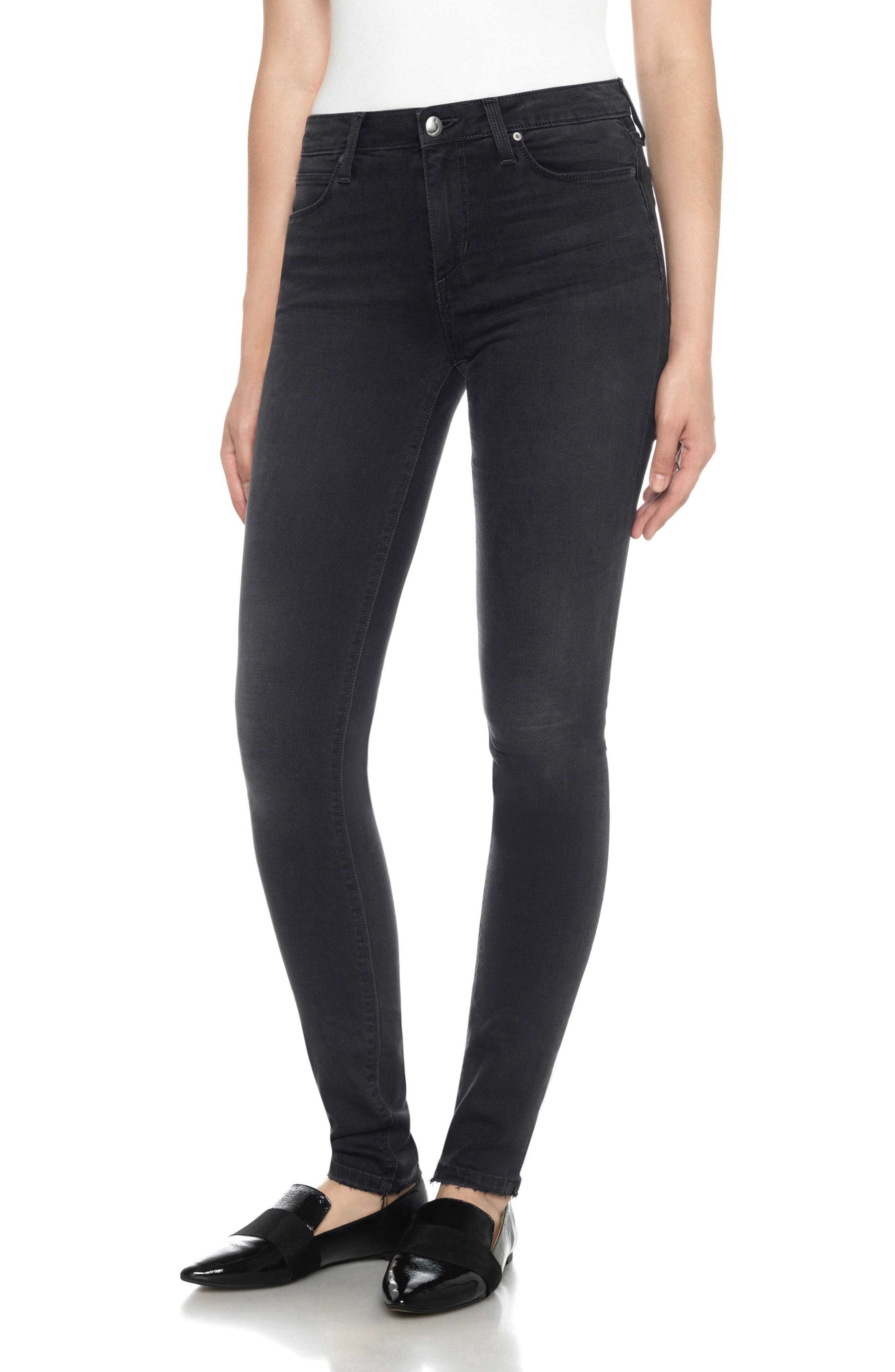 Flawless - Icon Skinny Jeans,                         Main,                         color, Aston