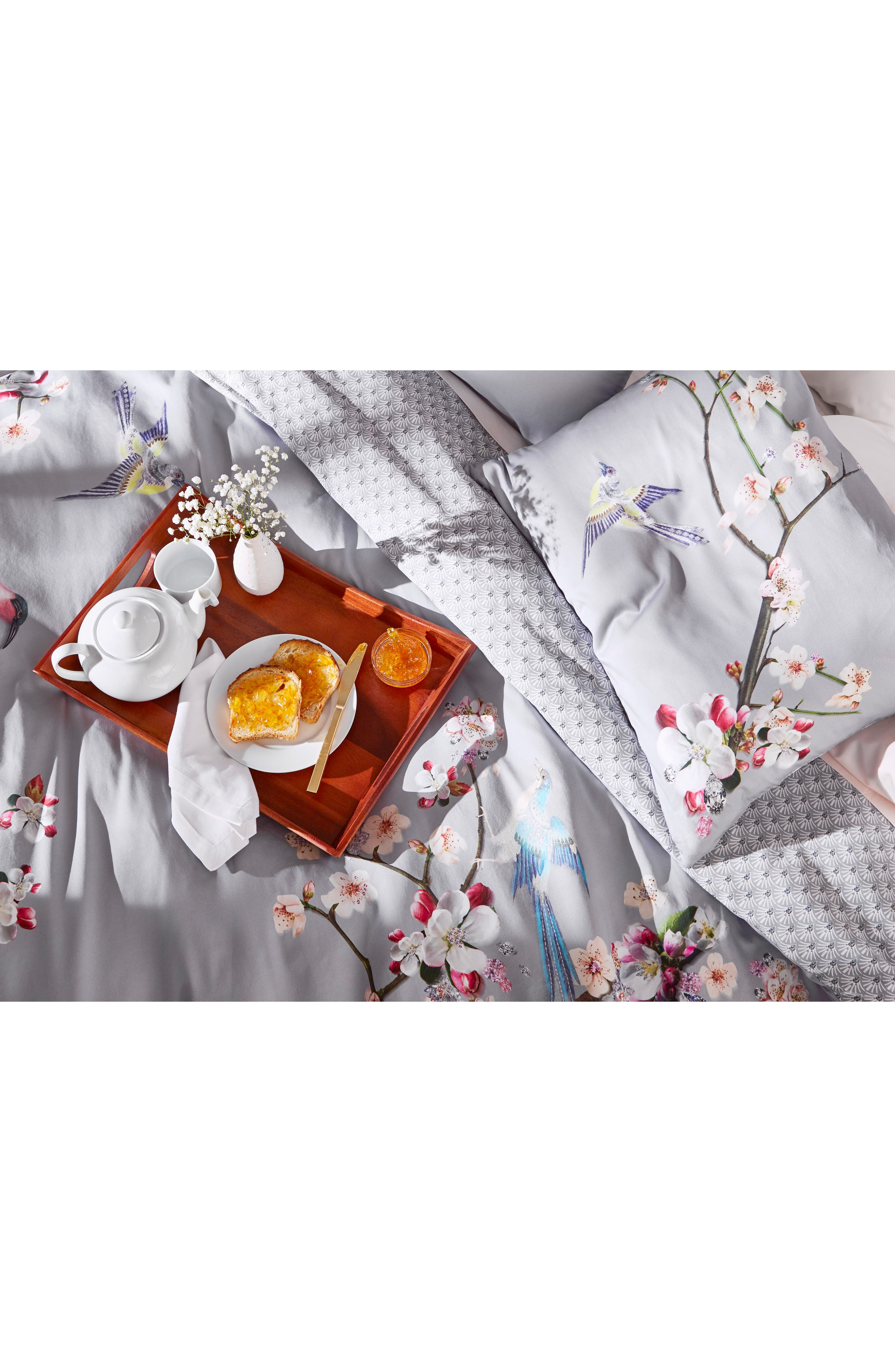 Alternate Image 8  - Ted Baker London Flight Comforter & Sham Set
