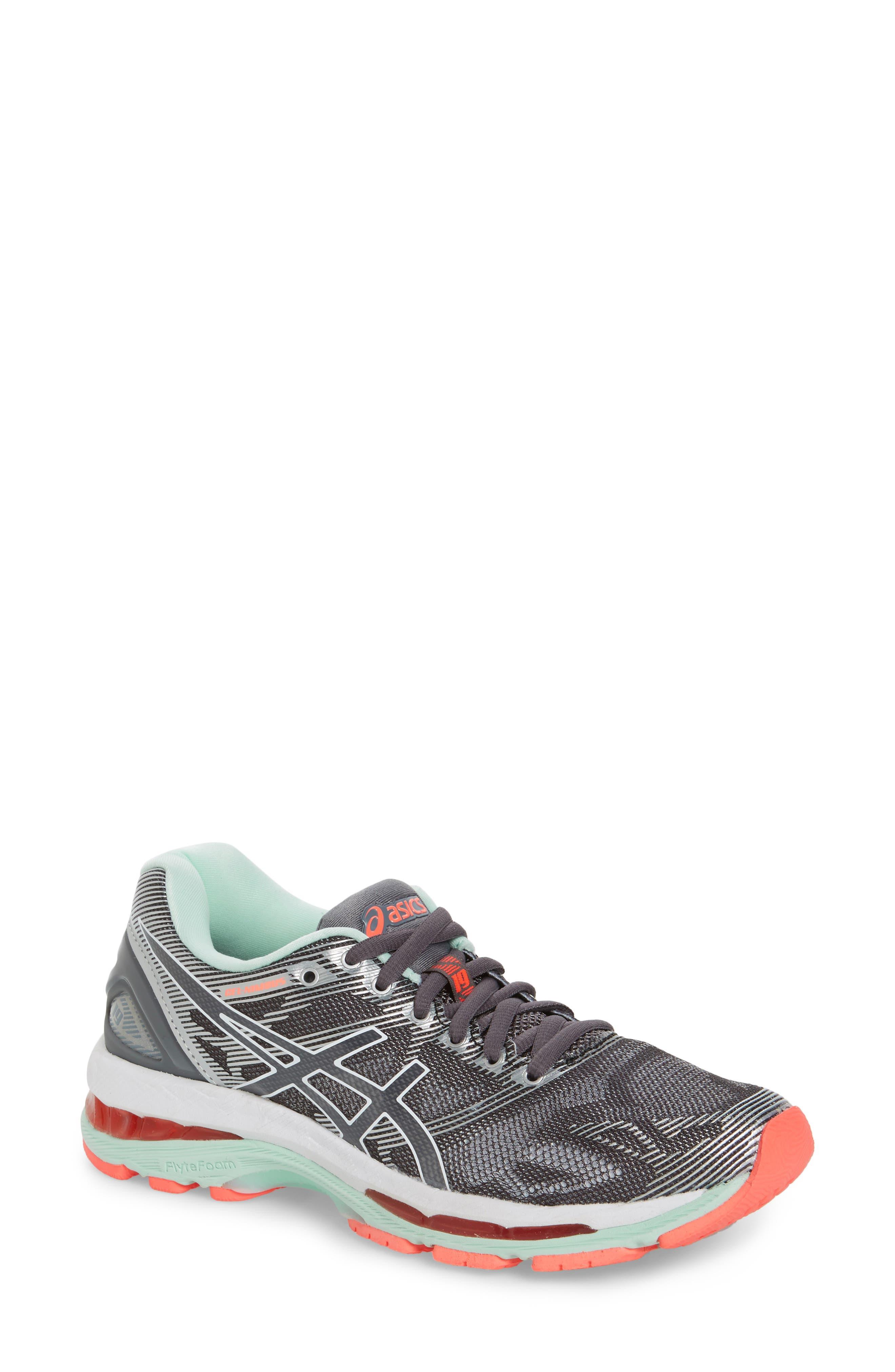 Main Image - ASICS® GEL®-Nimbus 19 Running Shoe (Women)