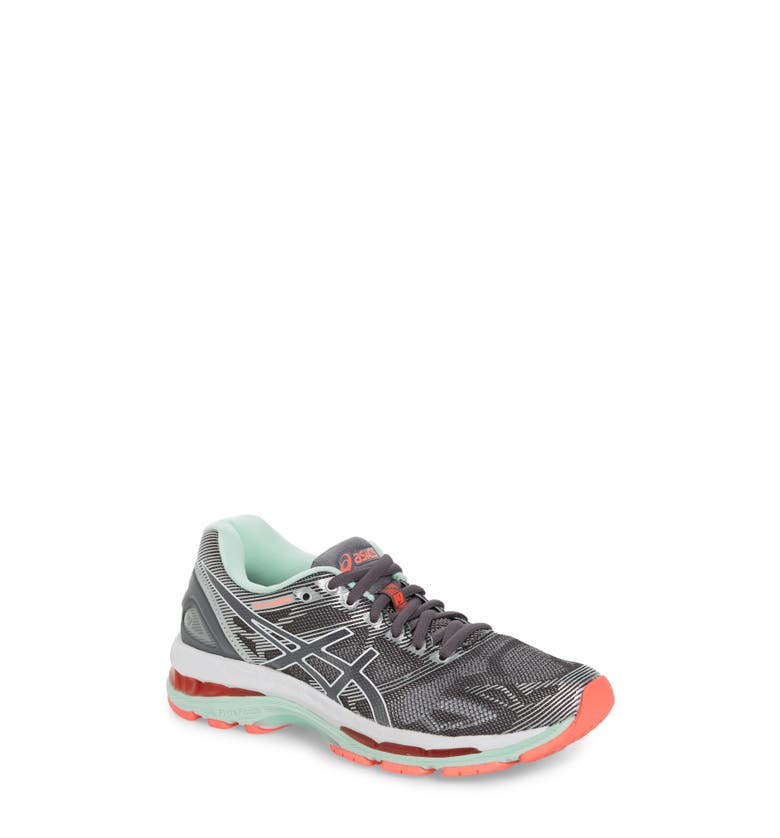 asics gel nimbus 19 running shoe women nordstrom. Black Bedroom Furniture Sets. Home Design Ideas
