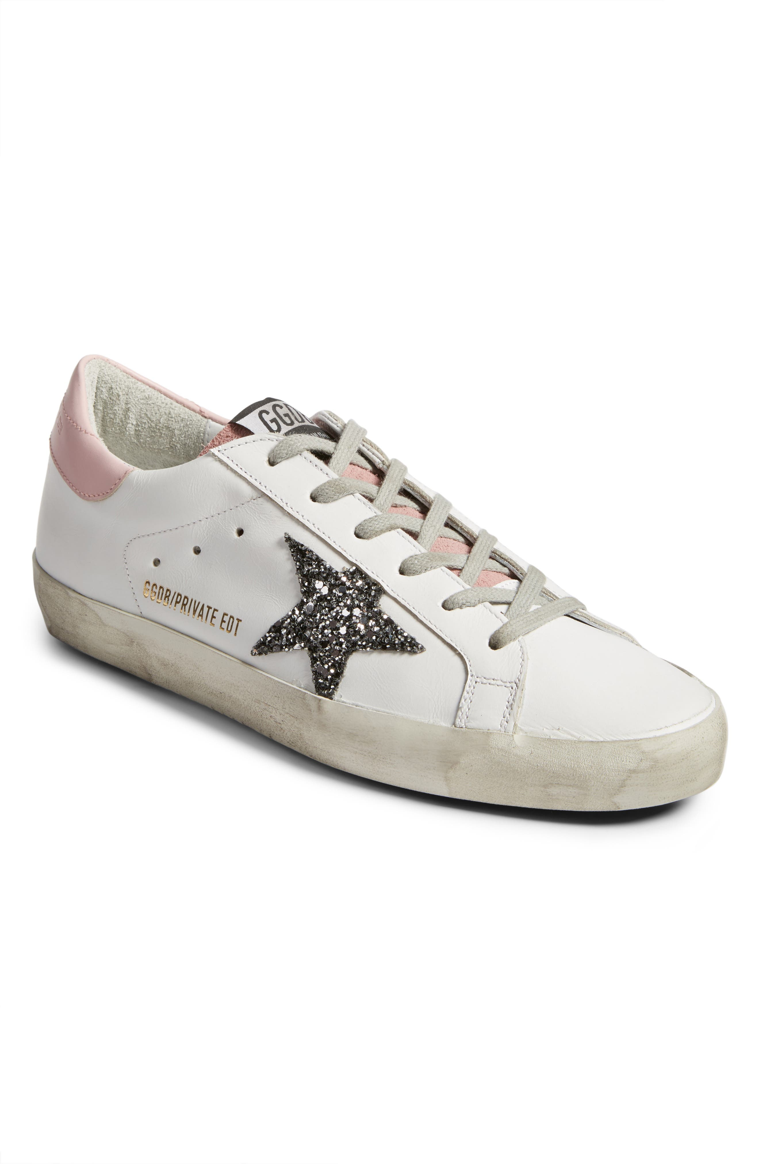 Golden Goose Superstar Sneaker (Women) (Nordstrom Exclusive)