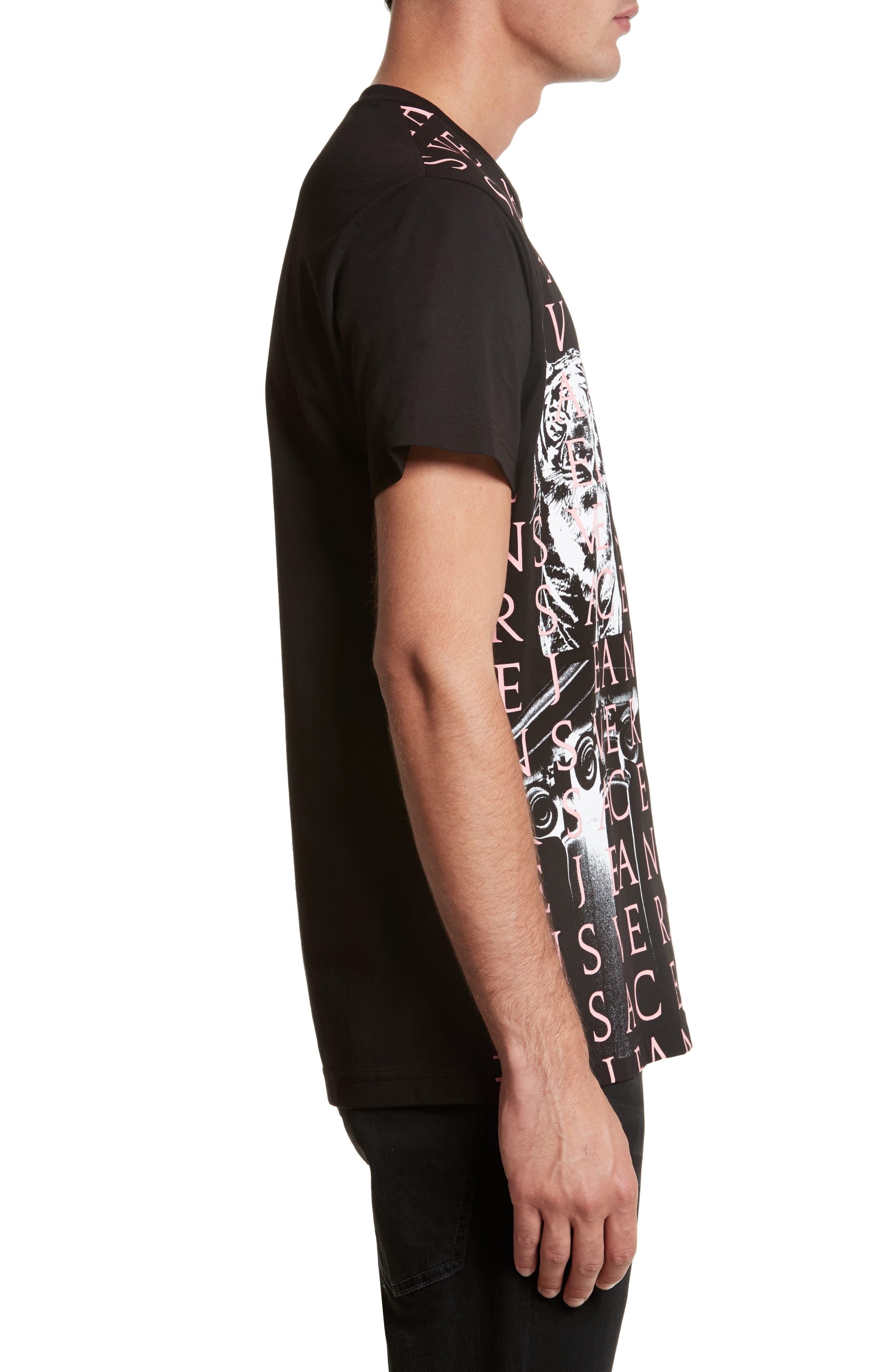 Alternate Image 3  - Versace Jeans Print T-Shirt