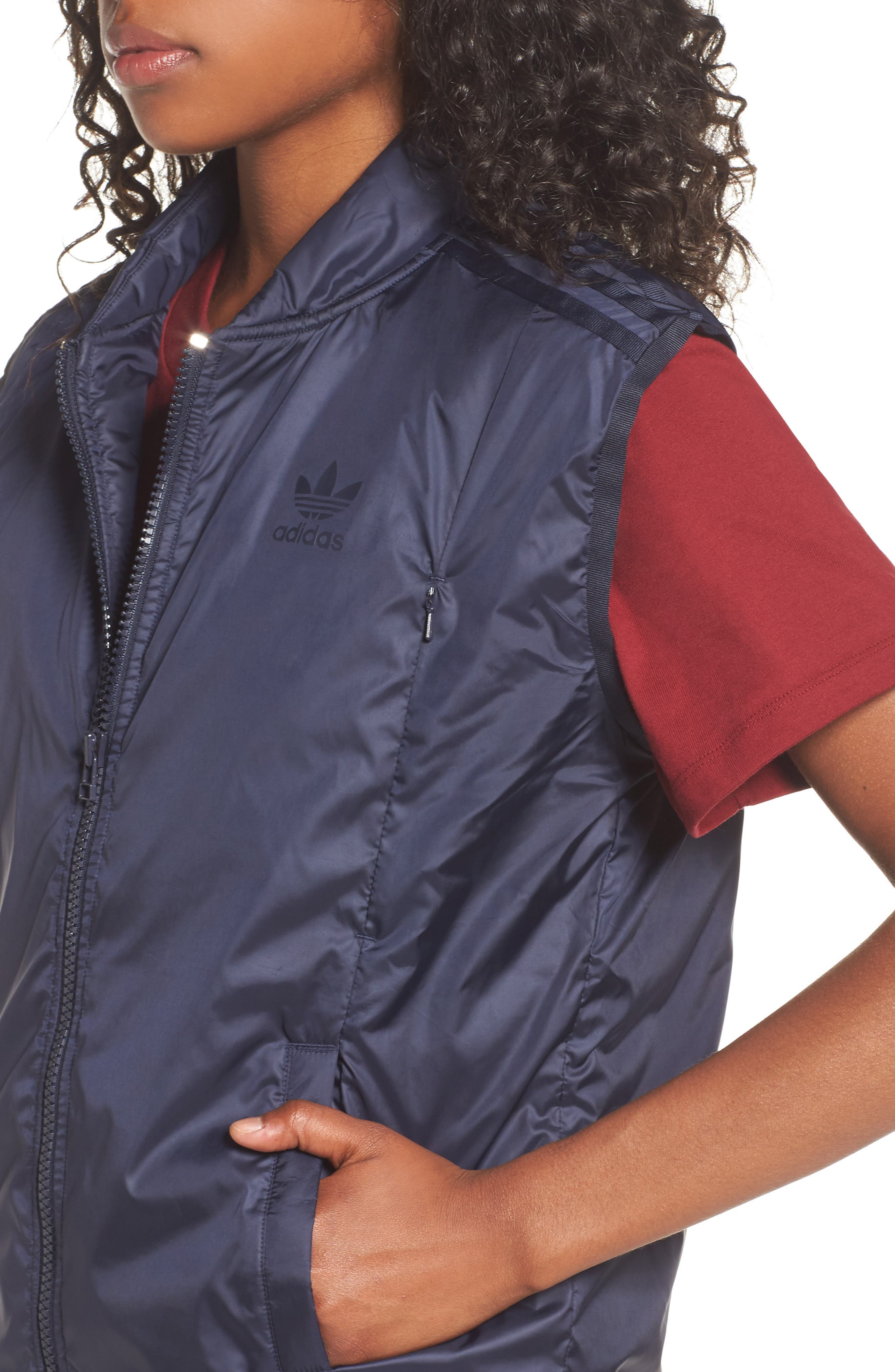Alternate Image 3  - adidas Originals Padded Vest