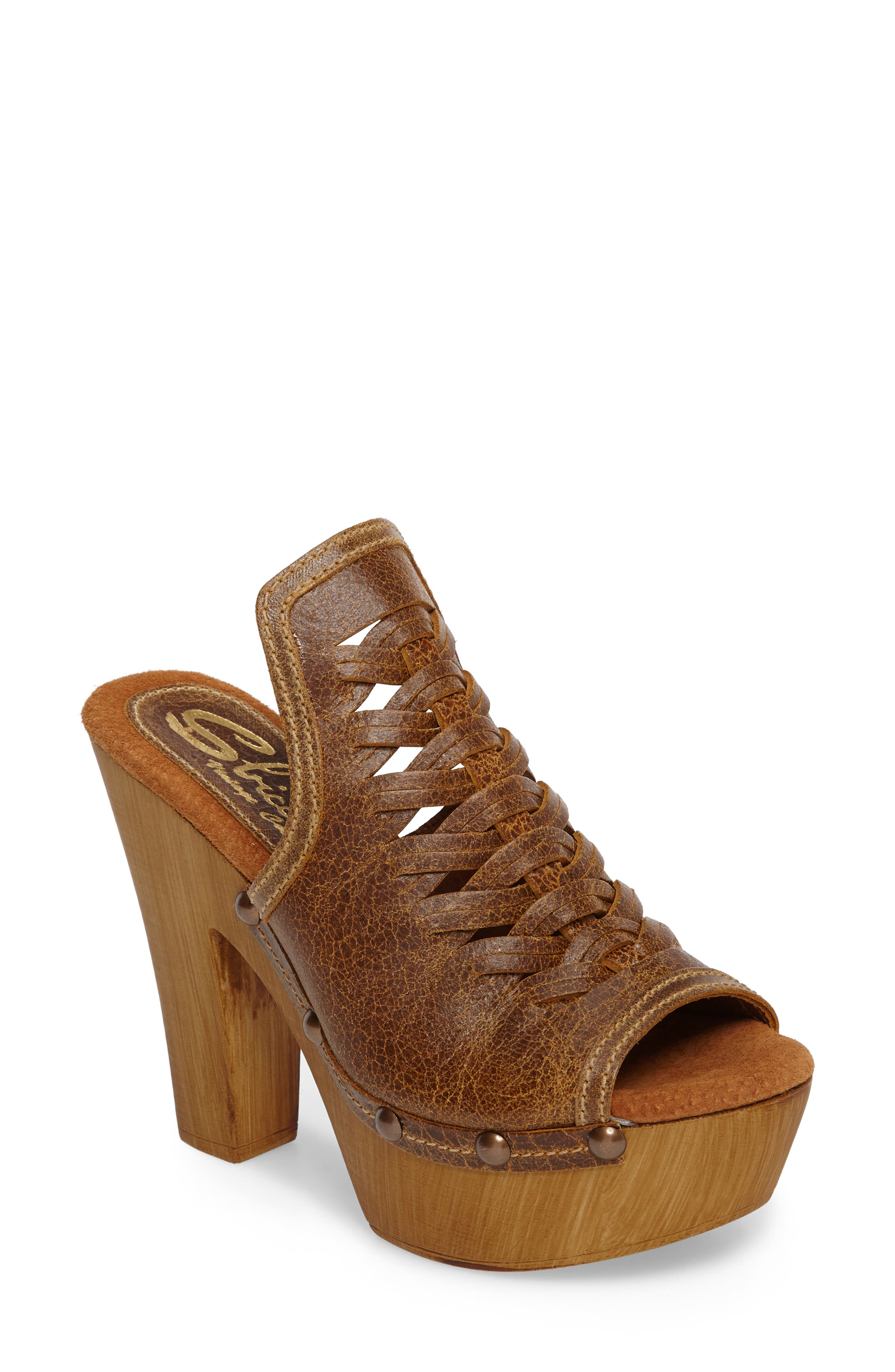 Alternate Image 1 Selected - Sbicca Kinga Platform Sandal (Women)