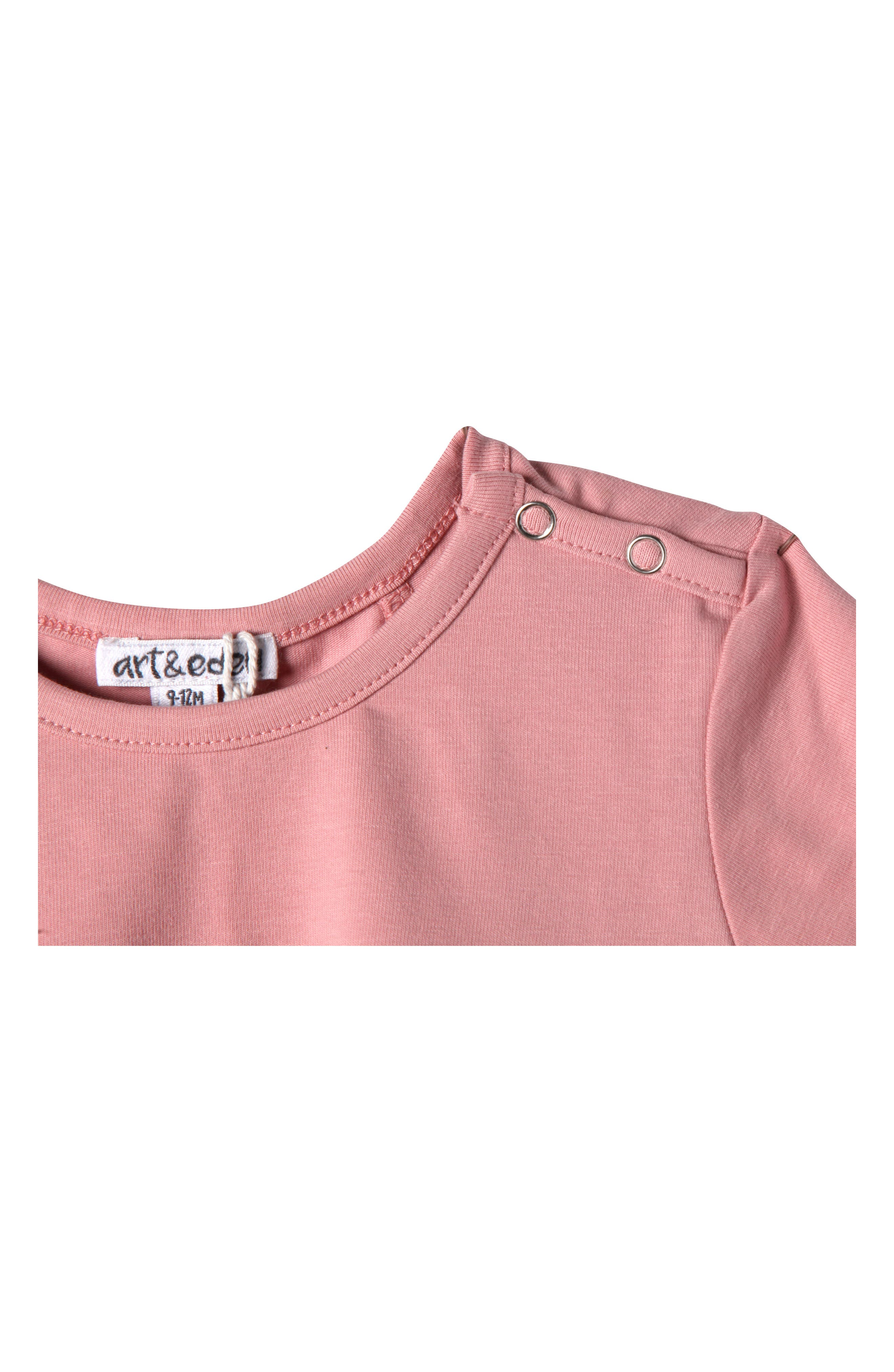 Addison Tee,                             Alternate thumbnail 2, color,                             Sweet Rose