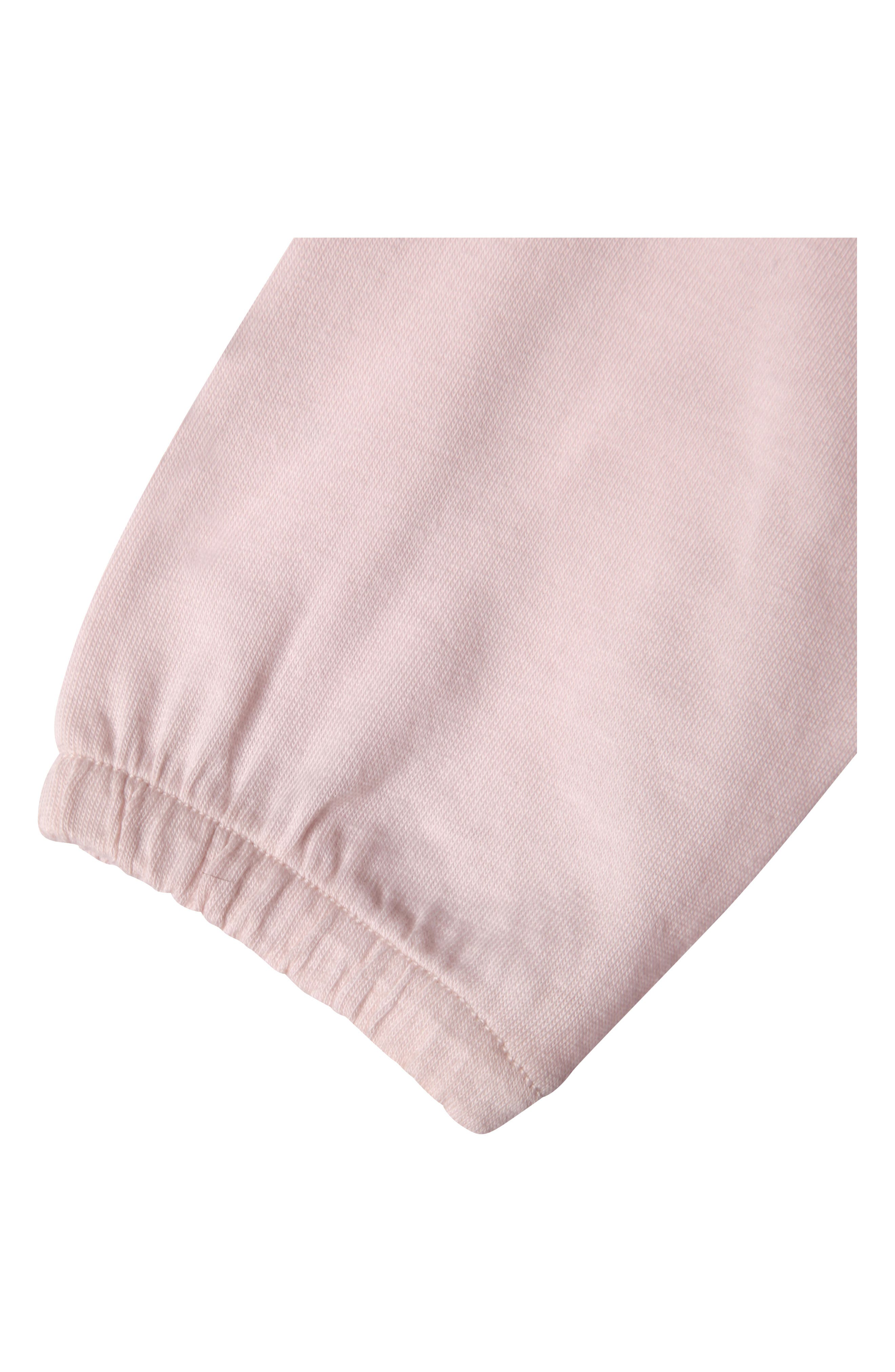 Ella Organic Cotton Tee,                             Alternate thumbnail 2, color,                             Blush