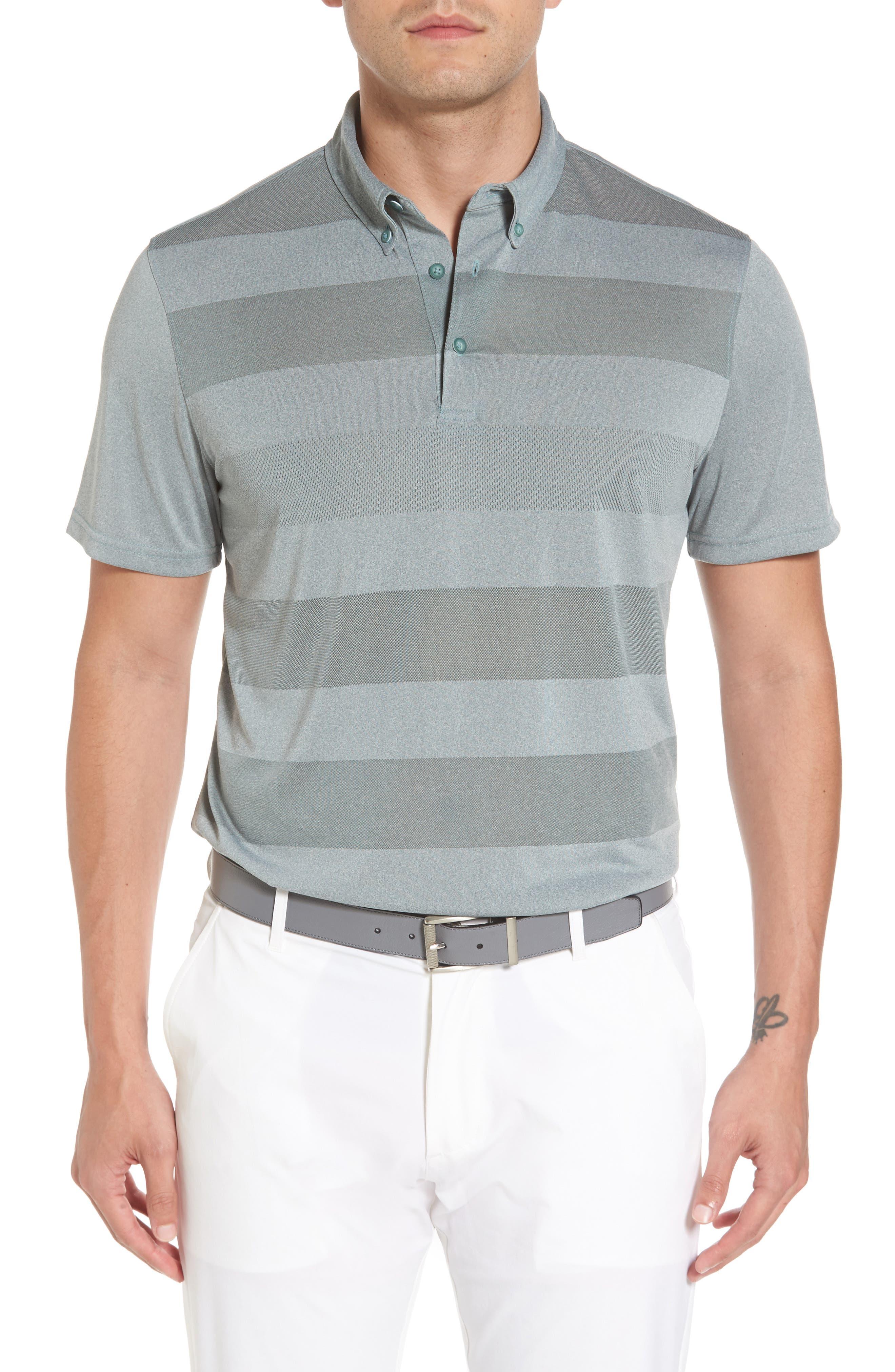 AG Hansen Stripe Polo