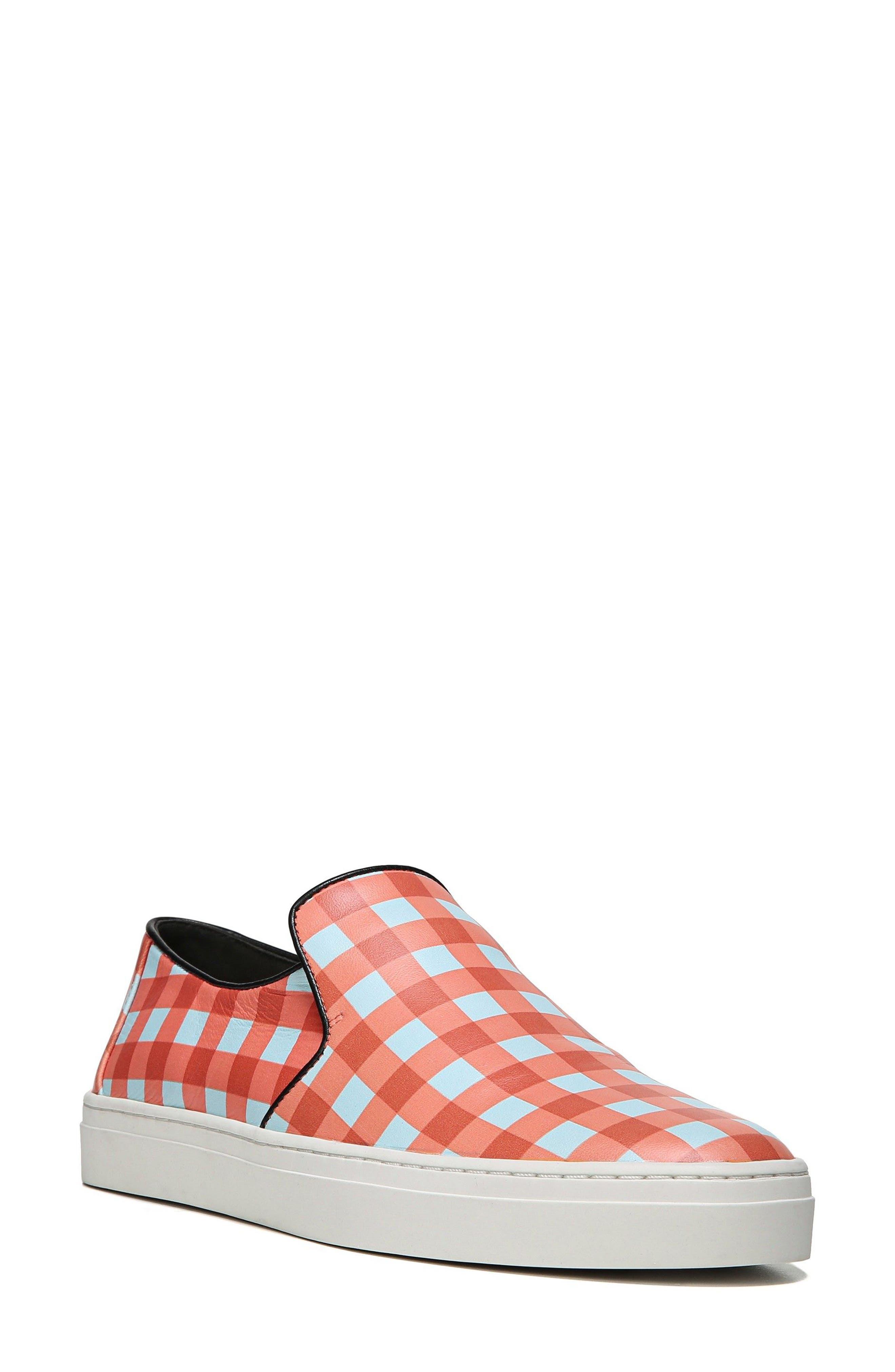 Budapest Slip-On Sneaker,                             Main thumbnail 1, color,                             Bold Red/ Black