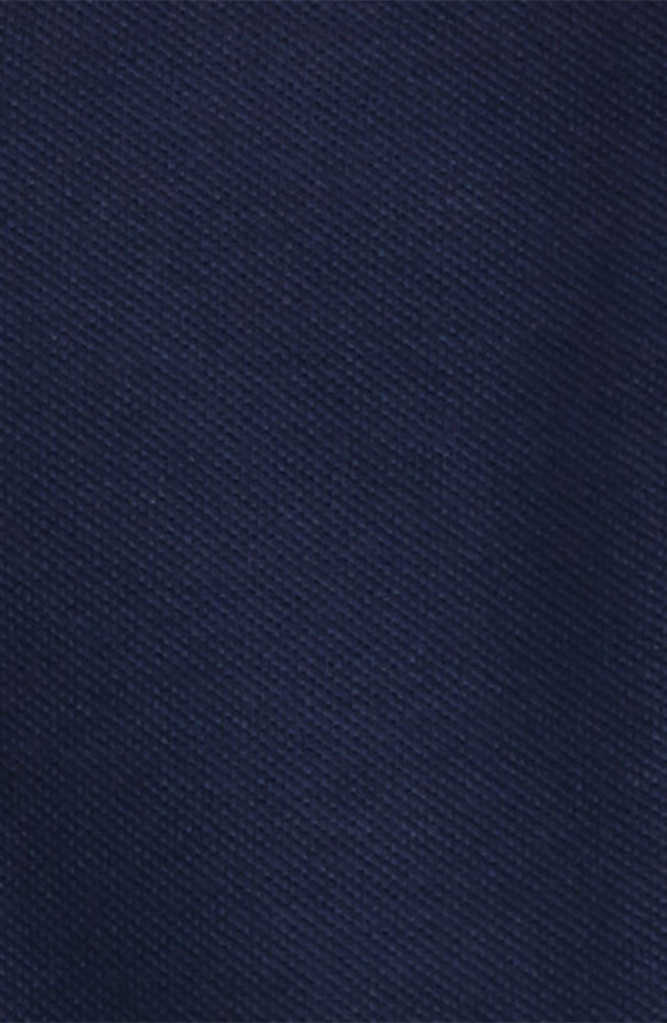 Alternate Image 2  - Gucci Stripe Collar Long Sleeve Polo (Baby Boys & Toddler Boys)