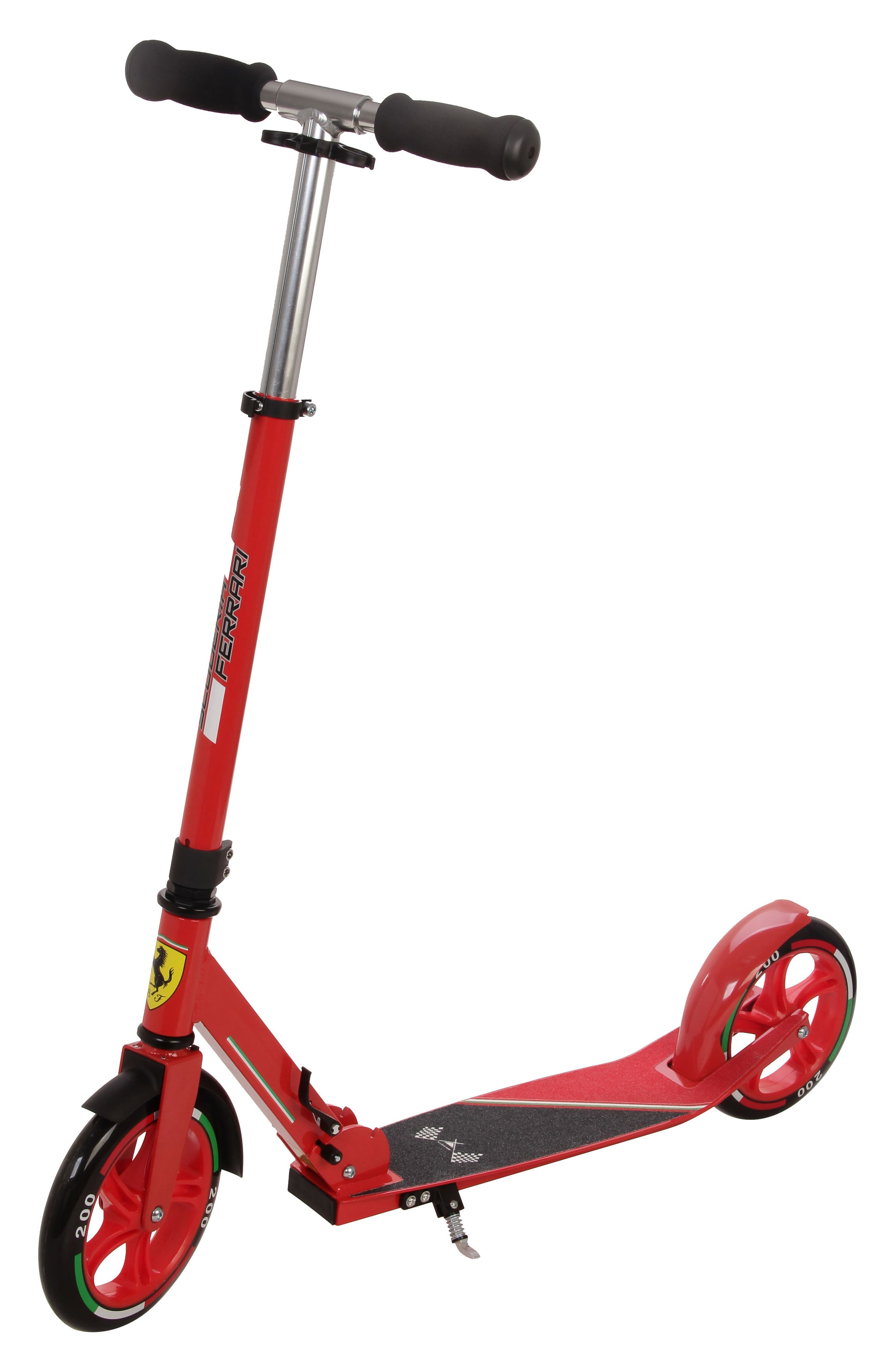 Two-Wheel Scooter,                             Alternate thumbnail 5, color,                             Ferrari Red